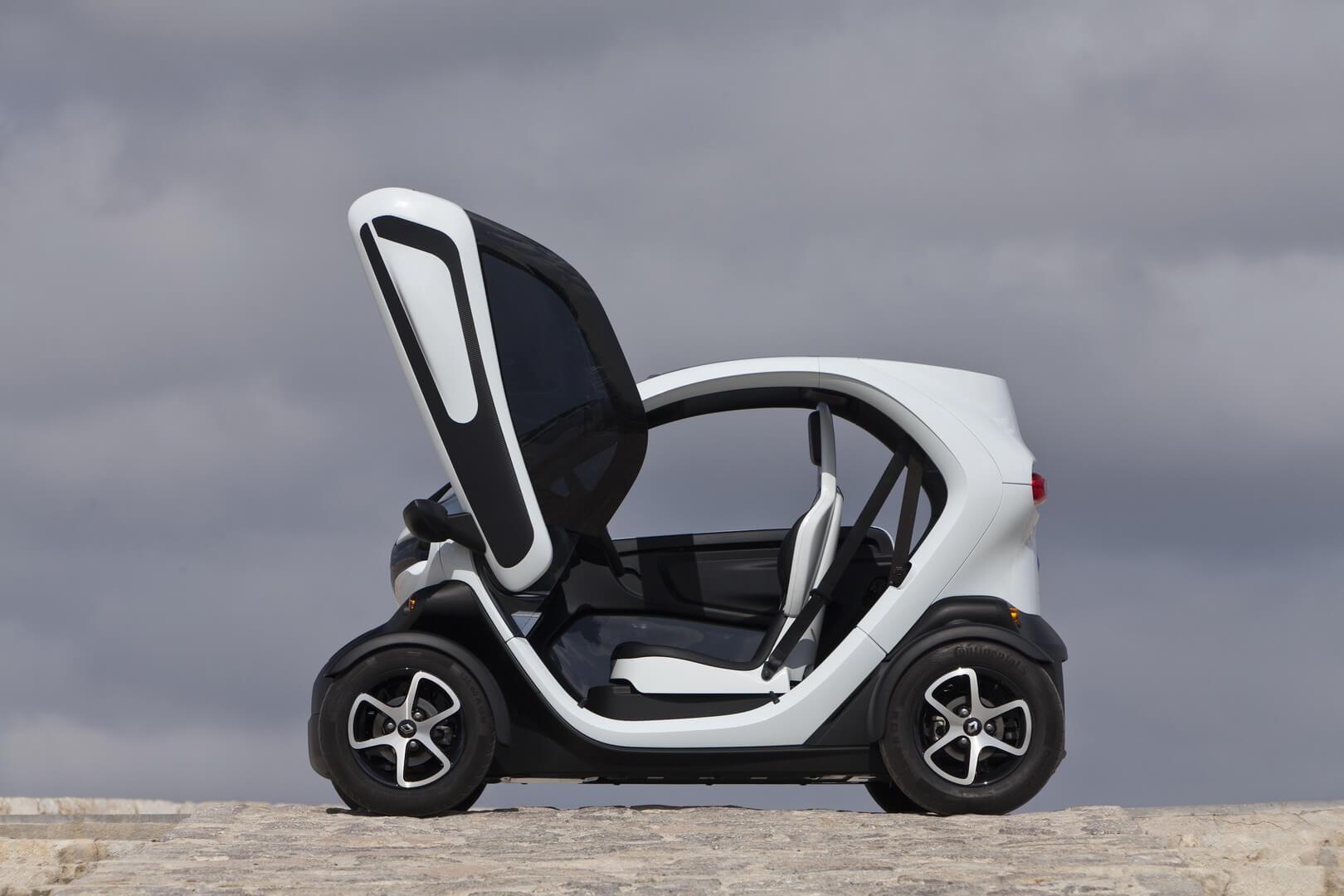 Фотография экоавто Renault Twizy - фото 10