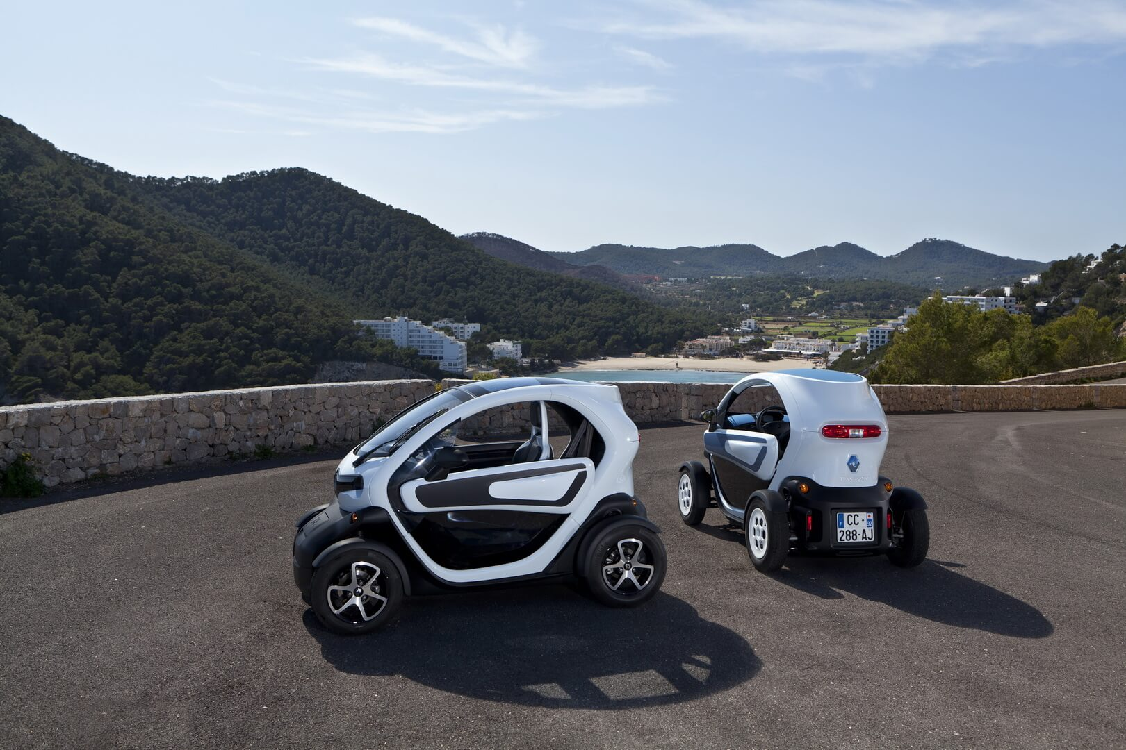 Фотография экоавто Renault Twizy - фото 16
