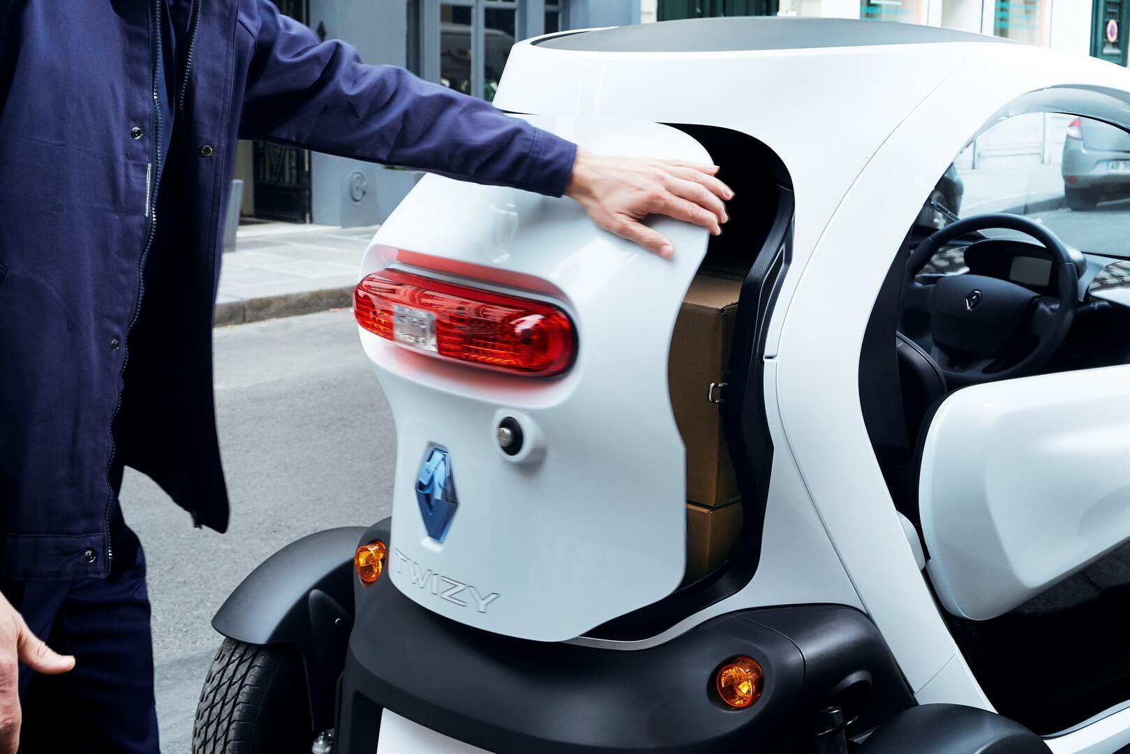Фотография экоавто Renault Twizy - фото 19