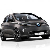 Фотография экоавто Renault ZOE Z.E. 40