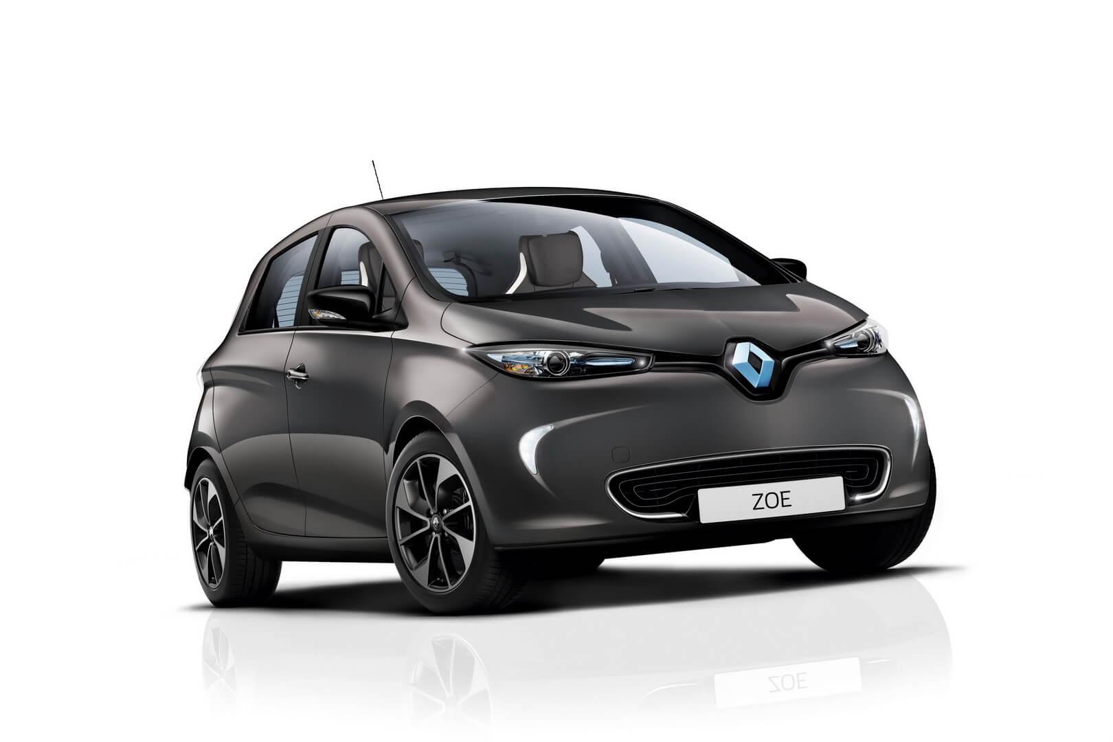 Фотография экоавто Renault ZOE 2012