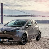 Фотография экоавто Renault ZOE Z.E. 40 - фото 9