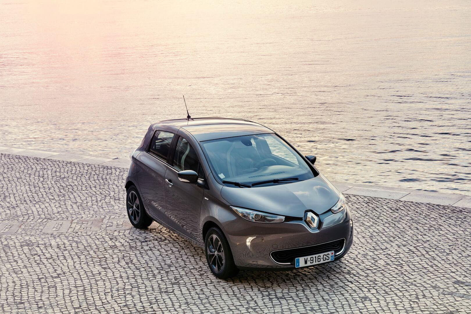 Фотография экоавто Renault ZOE Z.E. 40 - фото 11