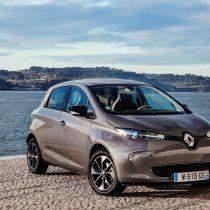 Фотография экоавто Renault ZOE Z.E. 40 - фото 14