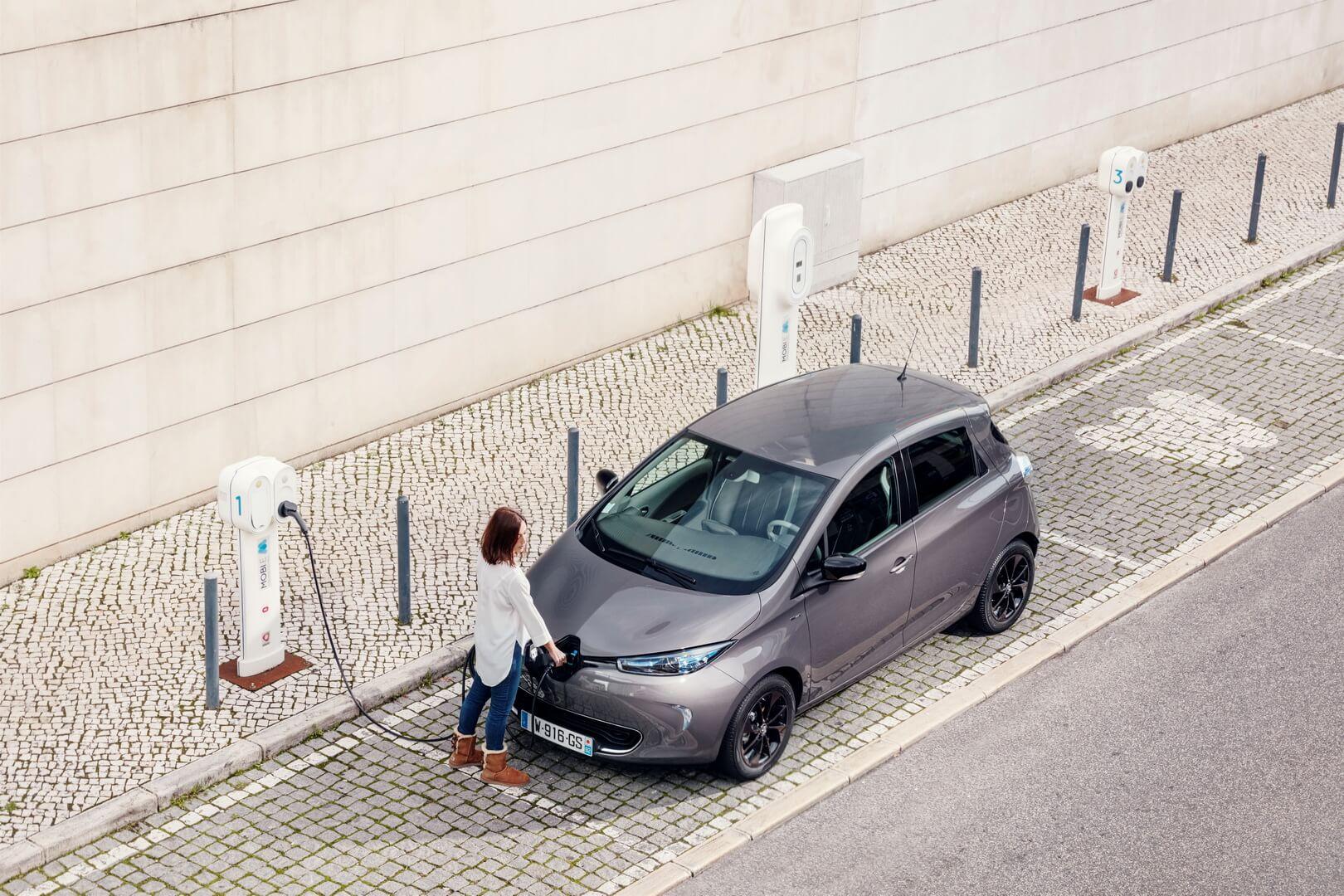Фотография экоавто Renault ZOE Z.E. 40 - фото 19