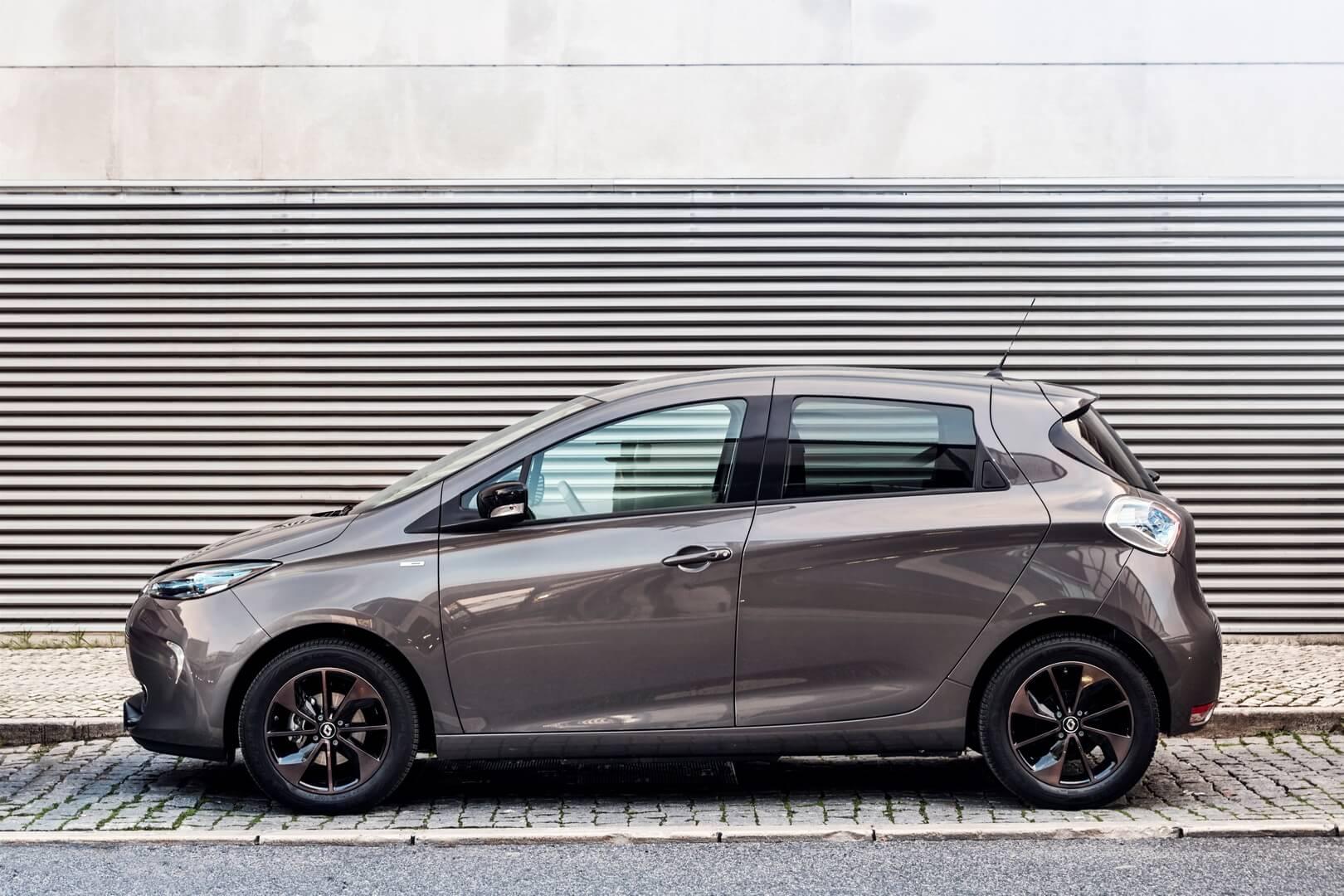 Фотография экоавто Renault ZOE 2012 - фото 21