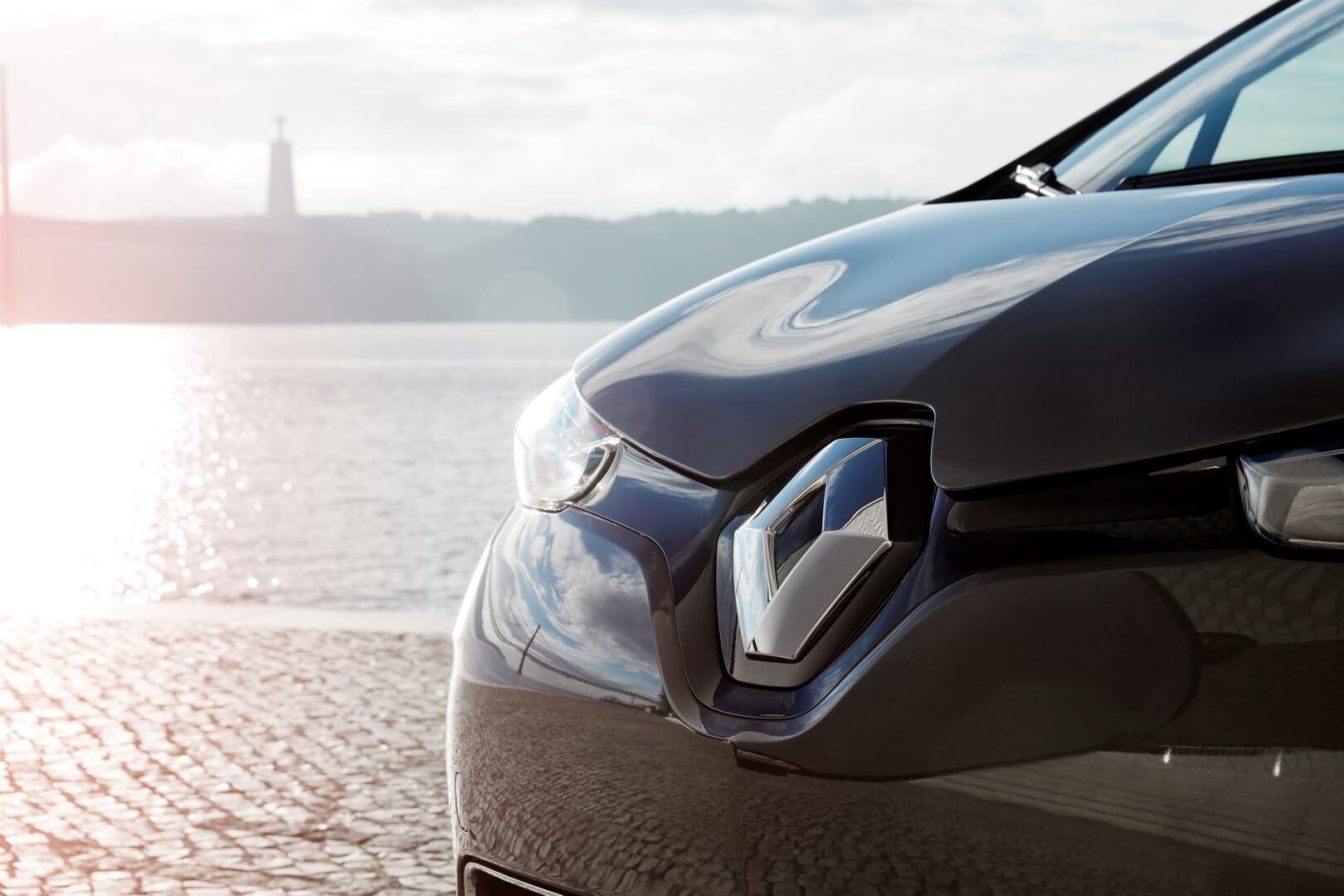 Фотография экоавто Renault ZOE Z.E. 40 - фото 22