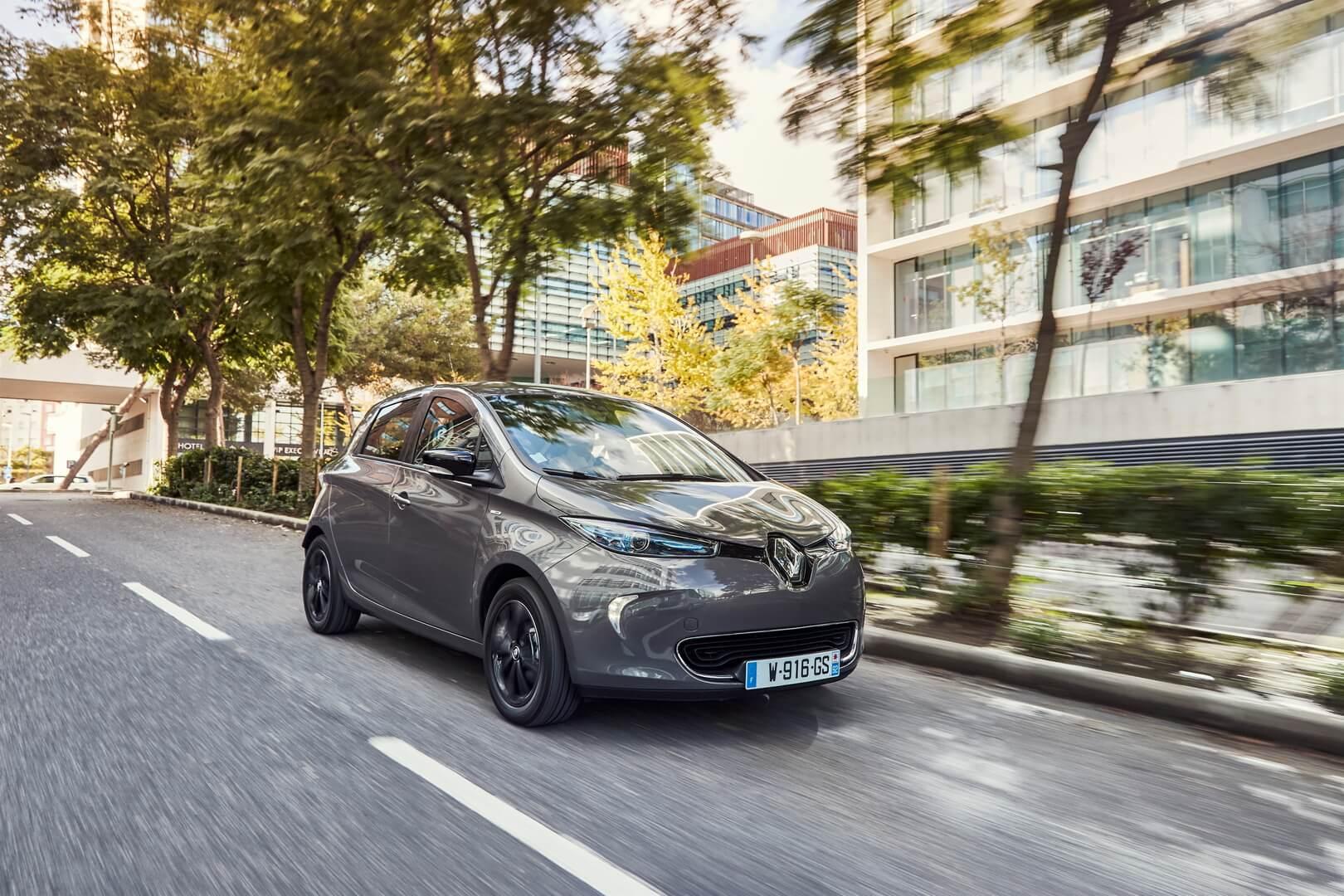 Фотография экоавто Renault ZOE Z.E. 40 - фото 23