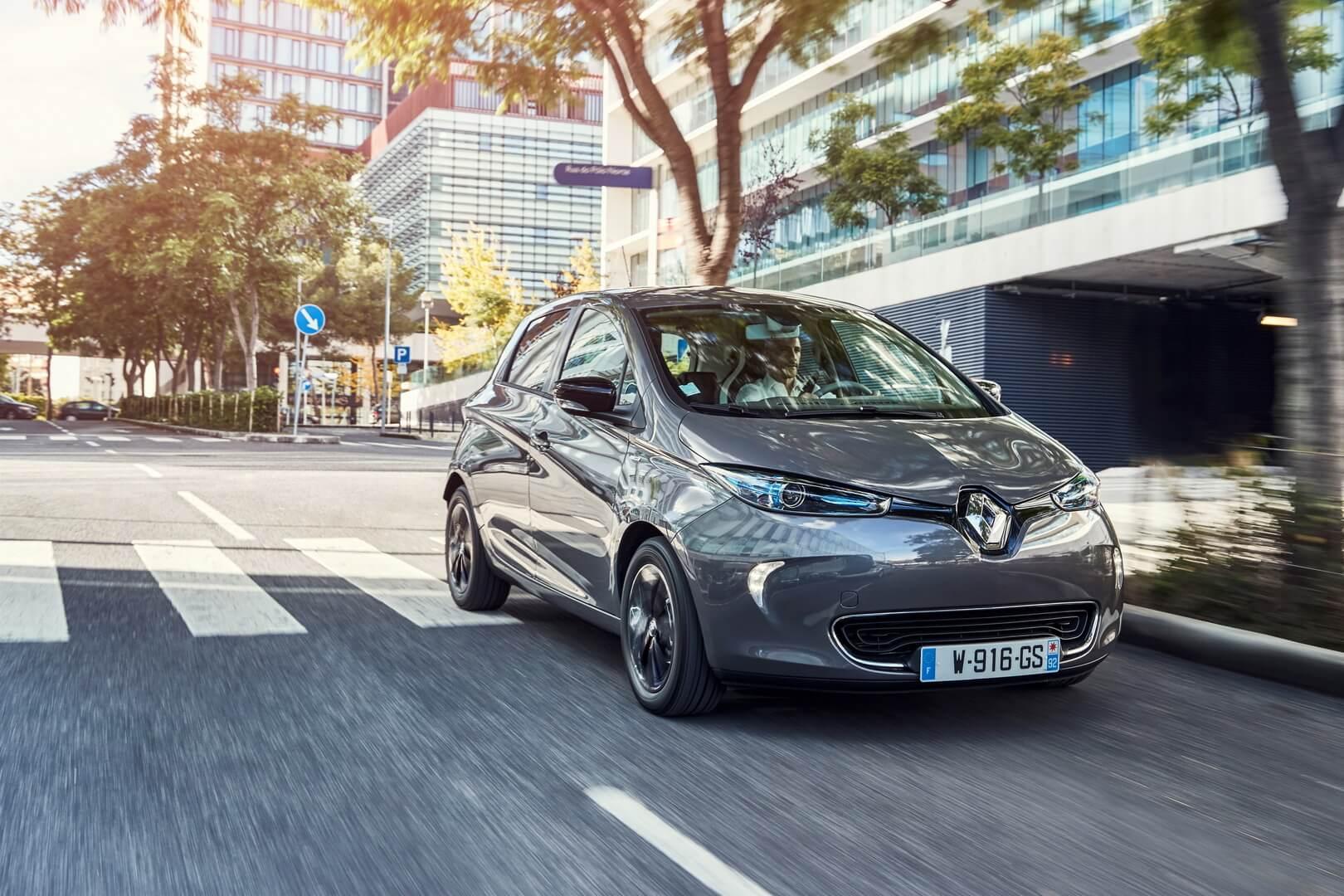 Фотография экоавто Renault ZOE 2012 - фото 24