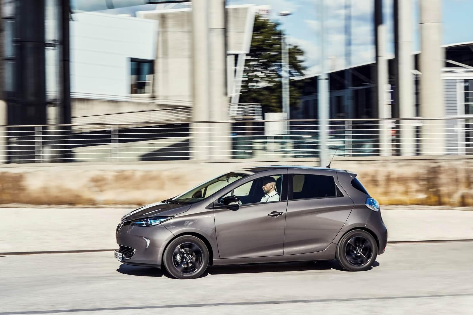 Фотография экоавто Renault ZOE 2012 - фото 25