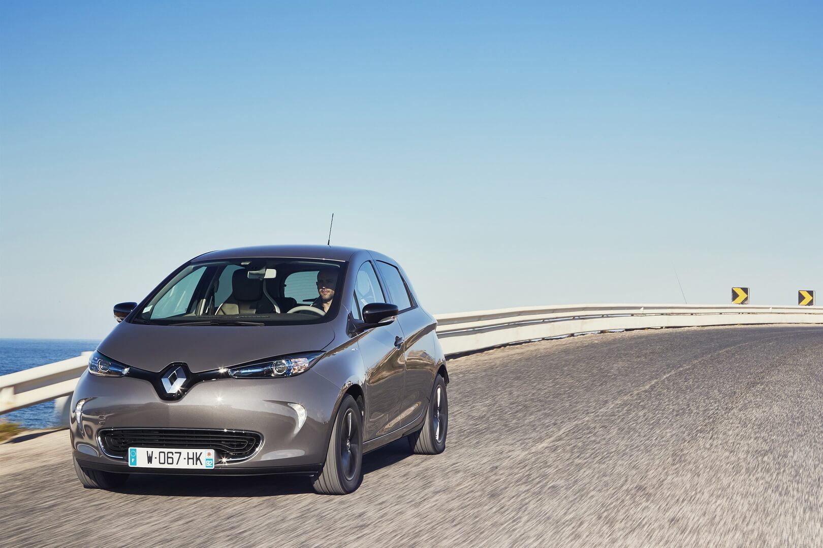 Фотография экоавто Renault ZOE 2012 - фото 28