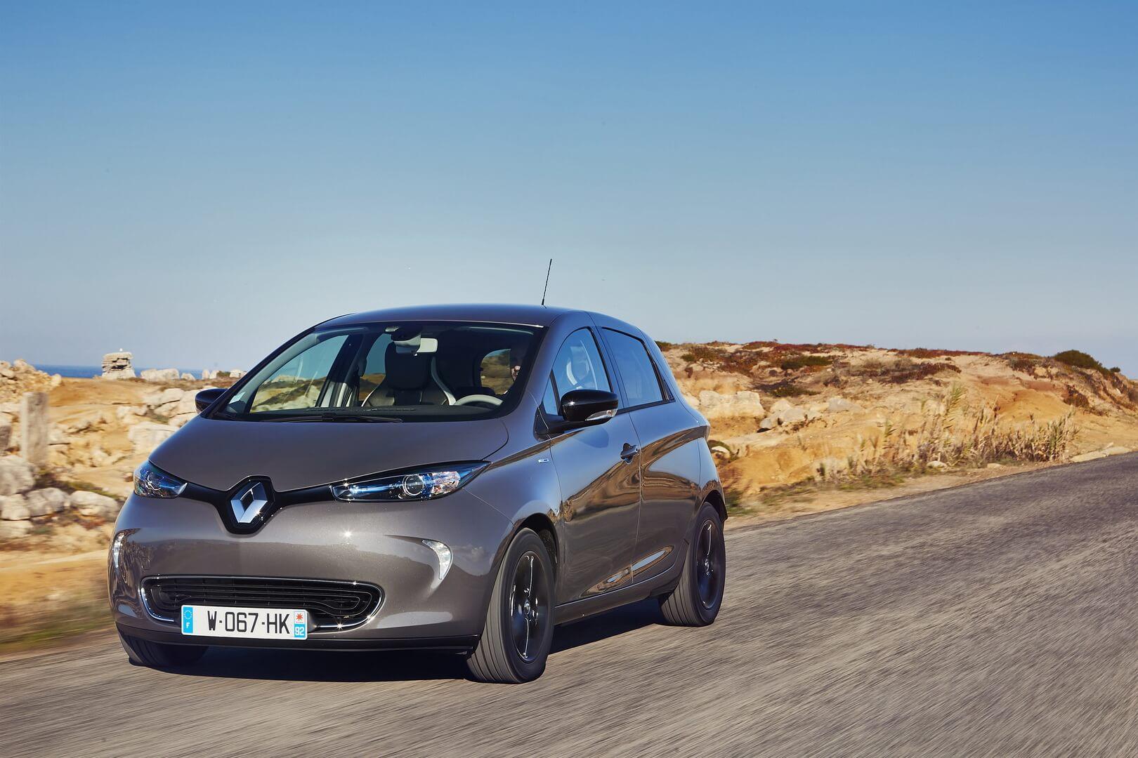 Фотография экоавто Renault ZOE 2012 - фото 30