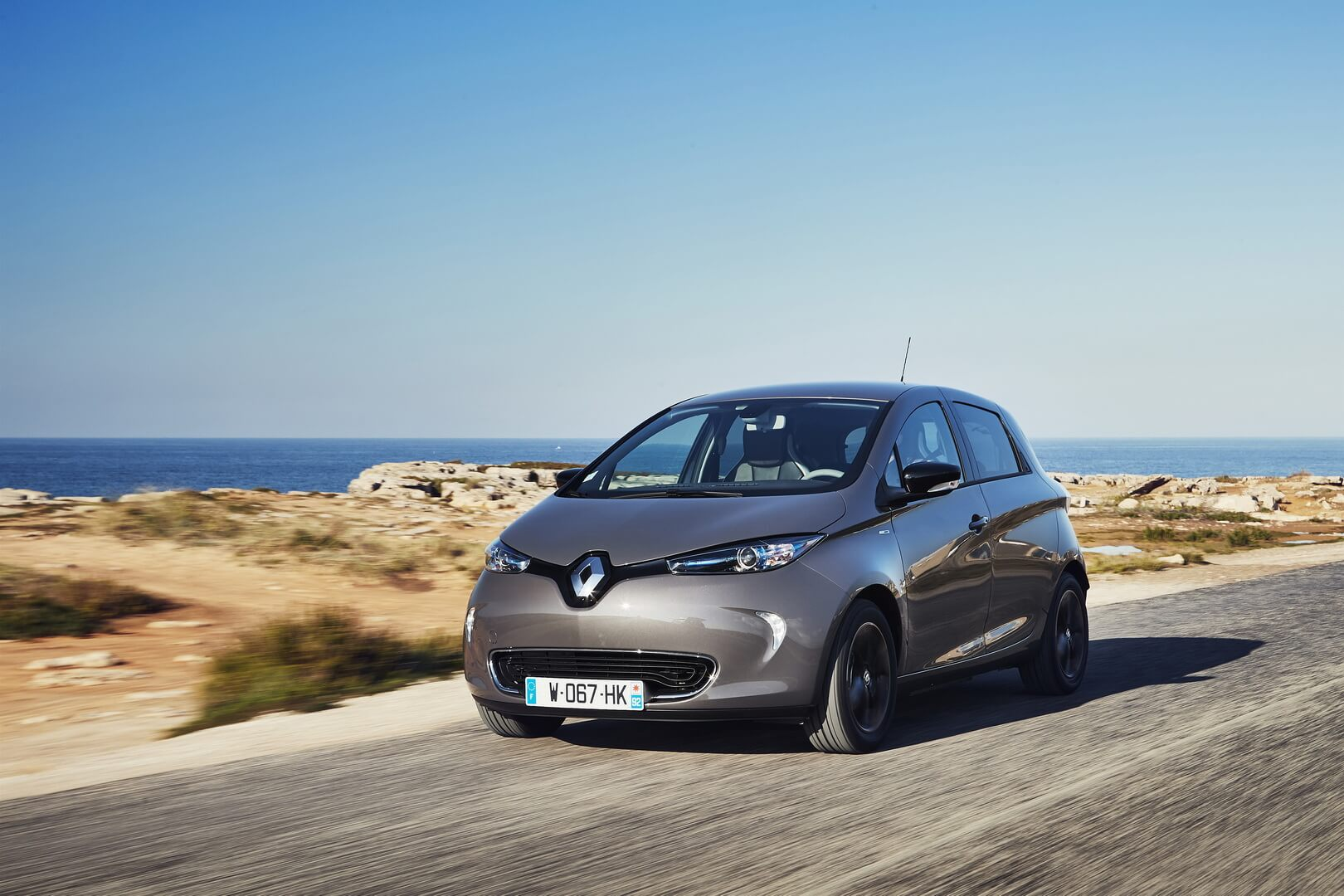 Фотография экоавто Renault ZOE Z.E. 40 - фото 32