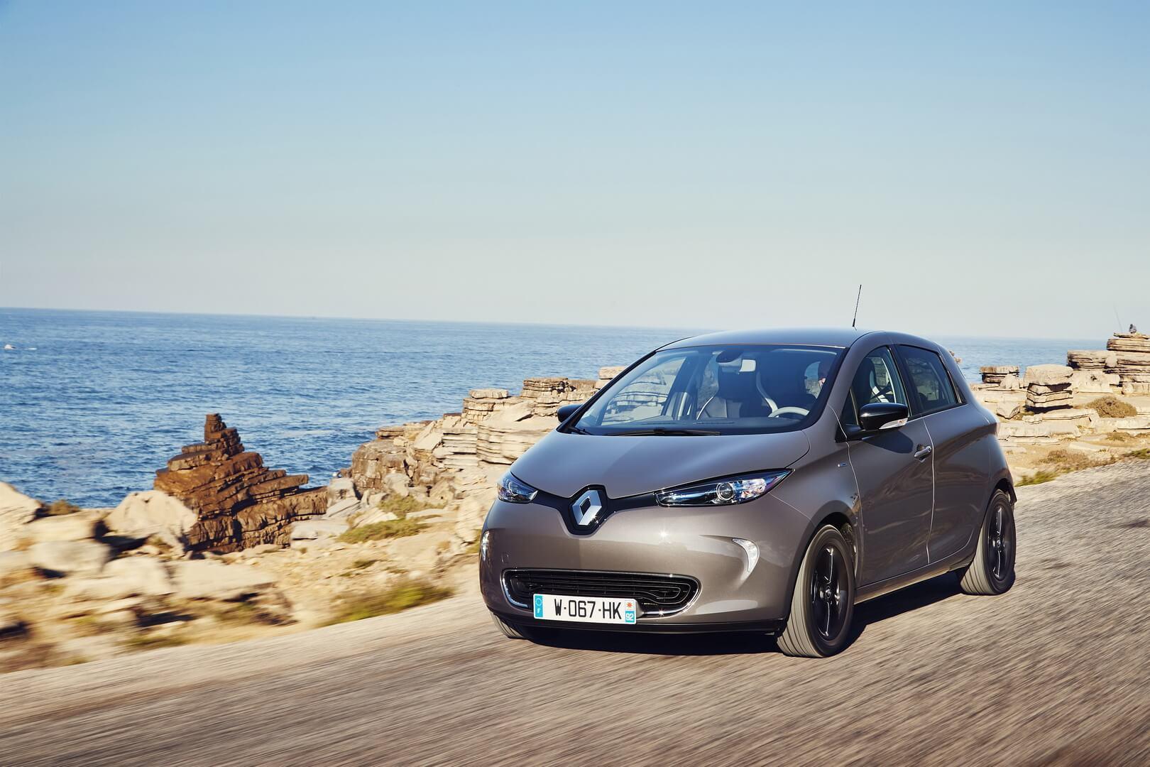 Фотография экоавто Renault ZOE Z.E. 40 - фото 34