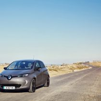 Фотография экоавто Renault ZOE 2012 - фото 35