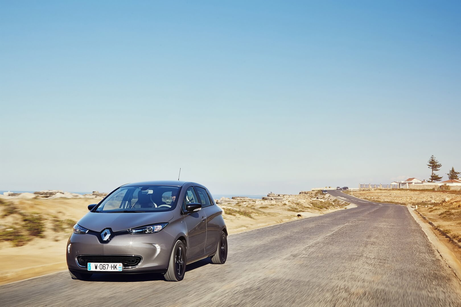 Фотография экоавто Renault ZOE Z.E. 40 - фото 35