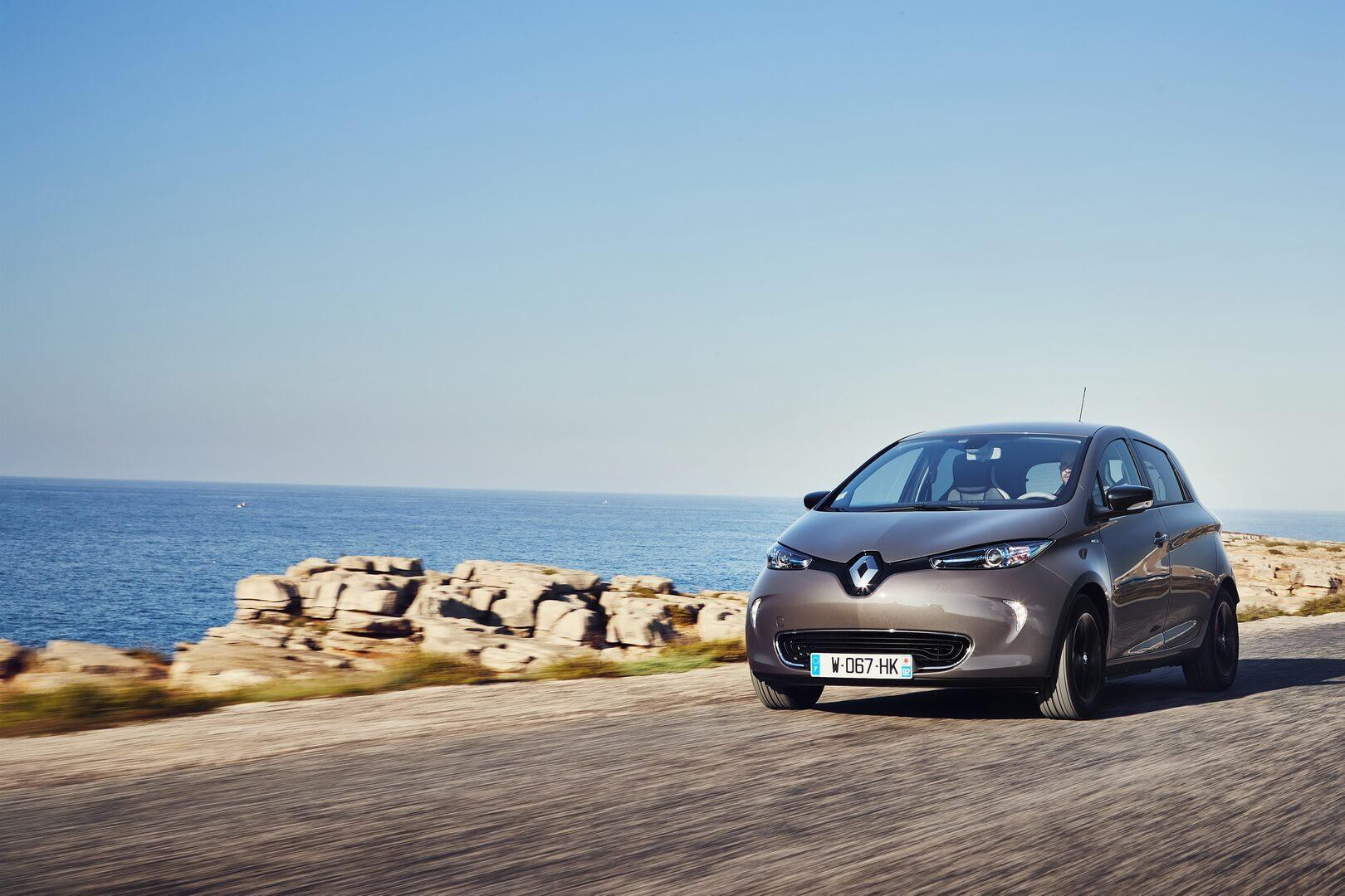 Фотография экоавто Renault ZOE Z.E. 40 - фото 36