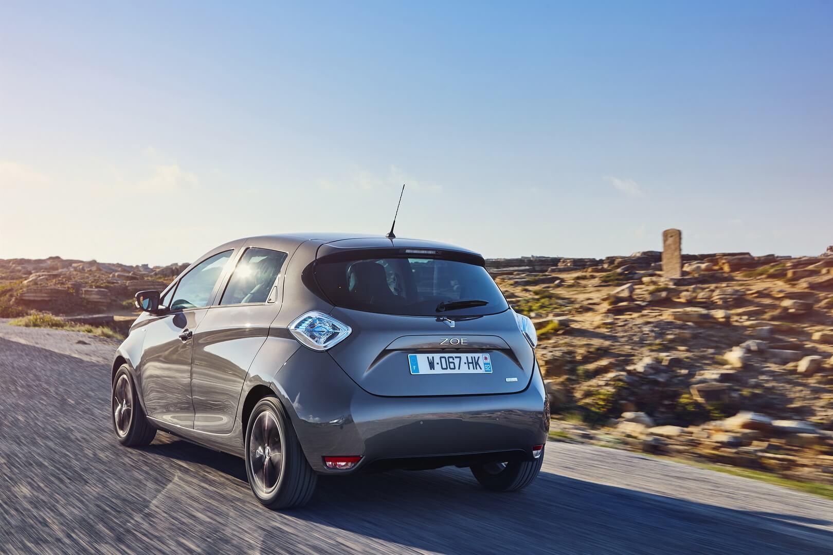 Фотография экоавто Renault ZOE 2012 - фото 37