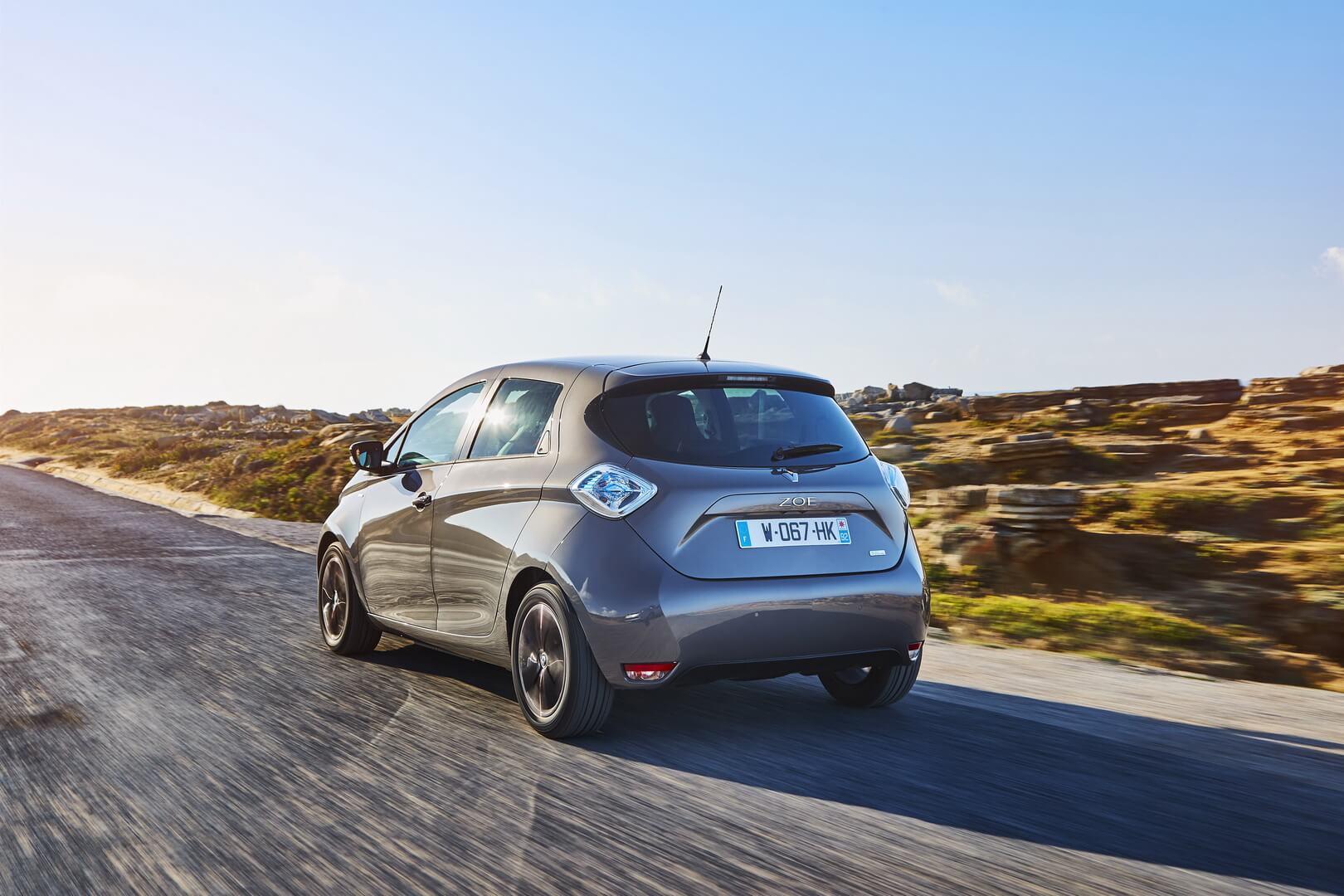 Фотография экоавто Renault ZOE Z.E. 40 - фото 38