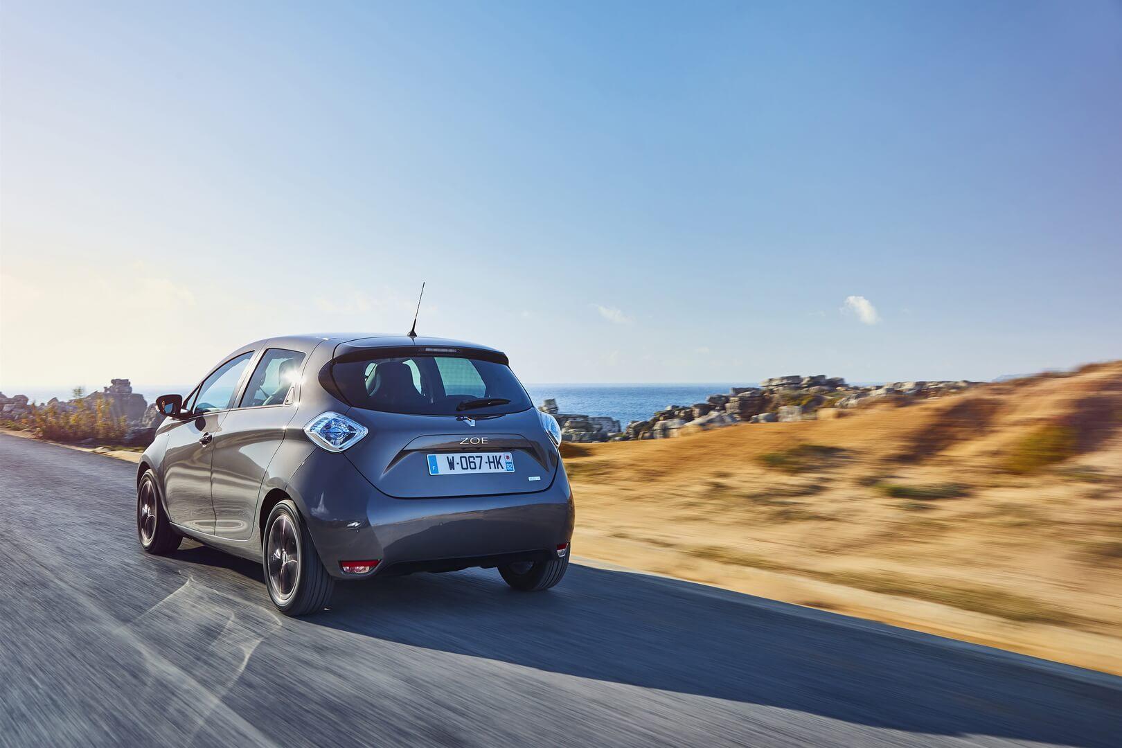 Фотография экоавто Renault ZOE 2012 - фото 39