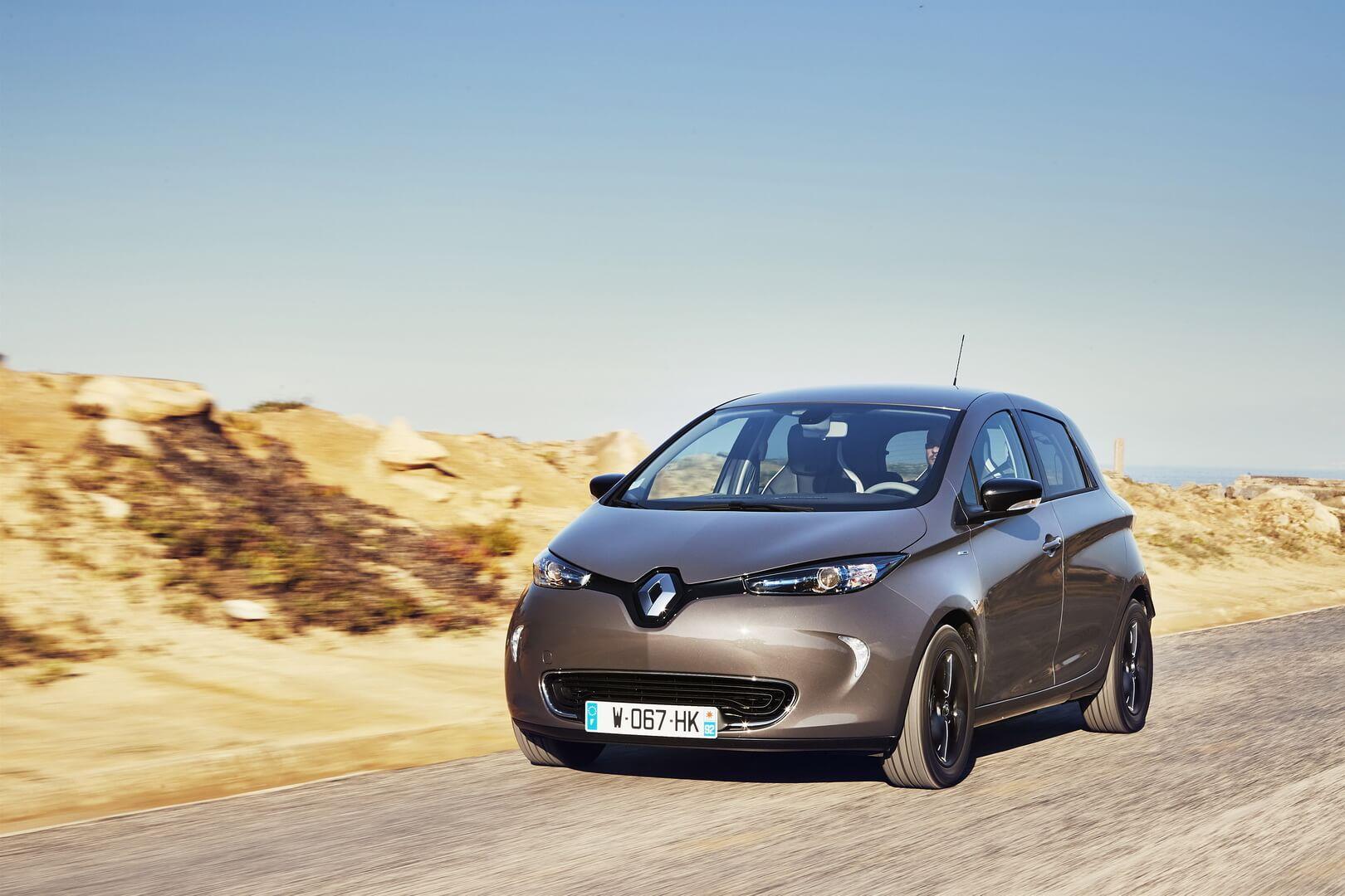 Фотография экоавто Renault ZOE Z.E. 40 - фото 42