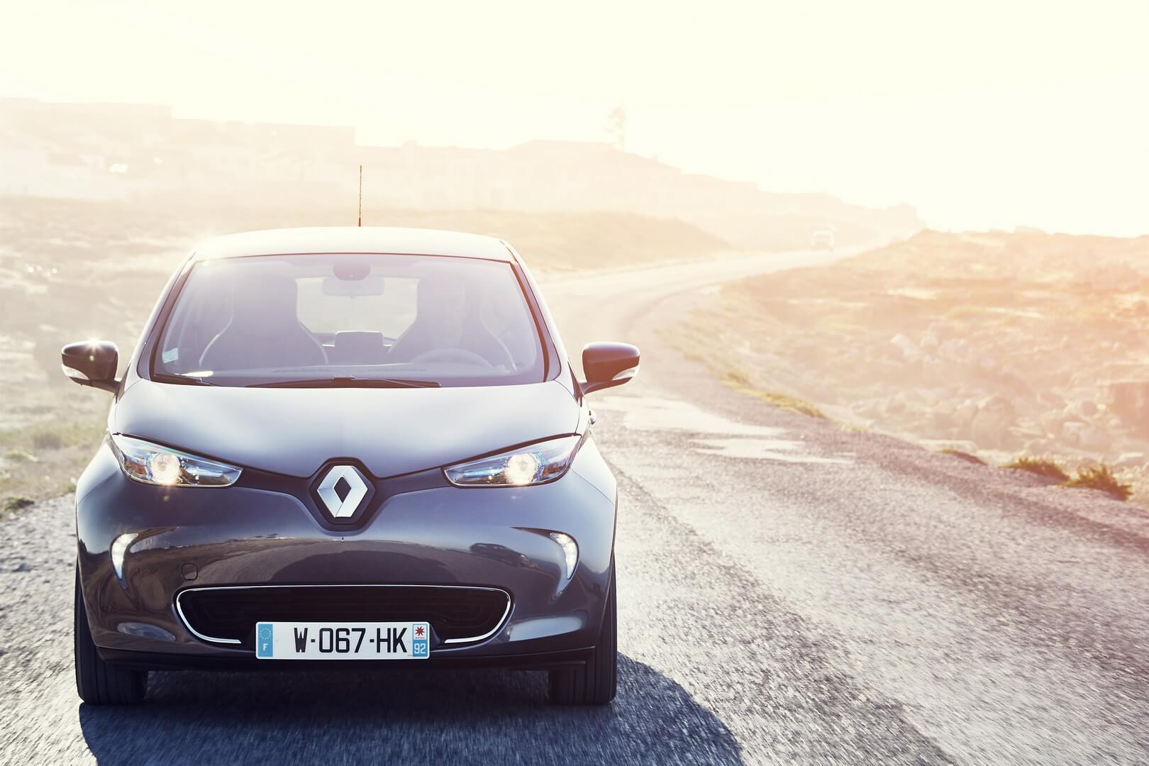 Фотография экоавто Renault ZOE Z.E. 40 - фото 43
