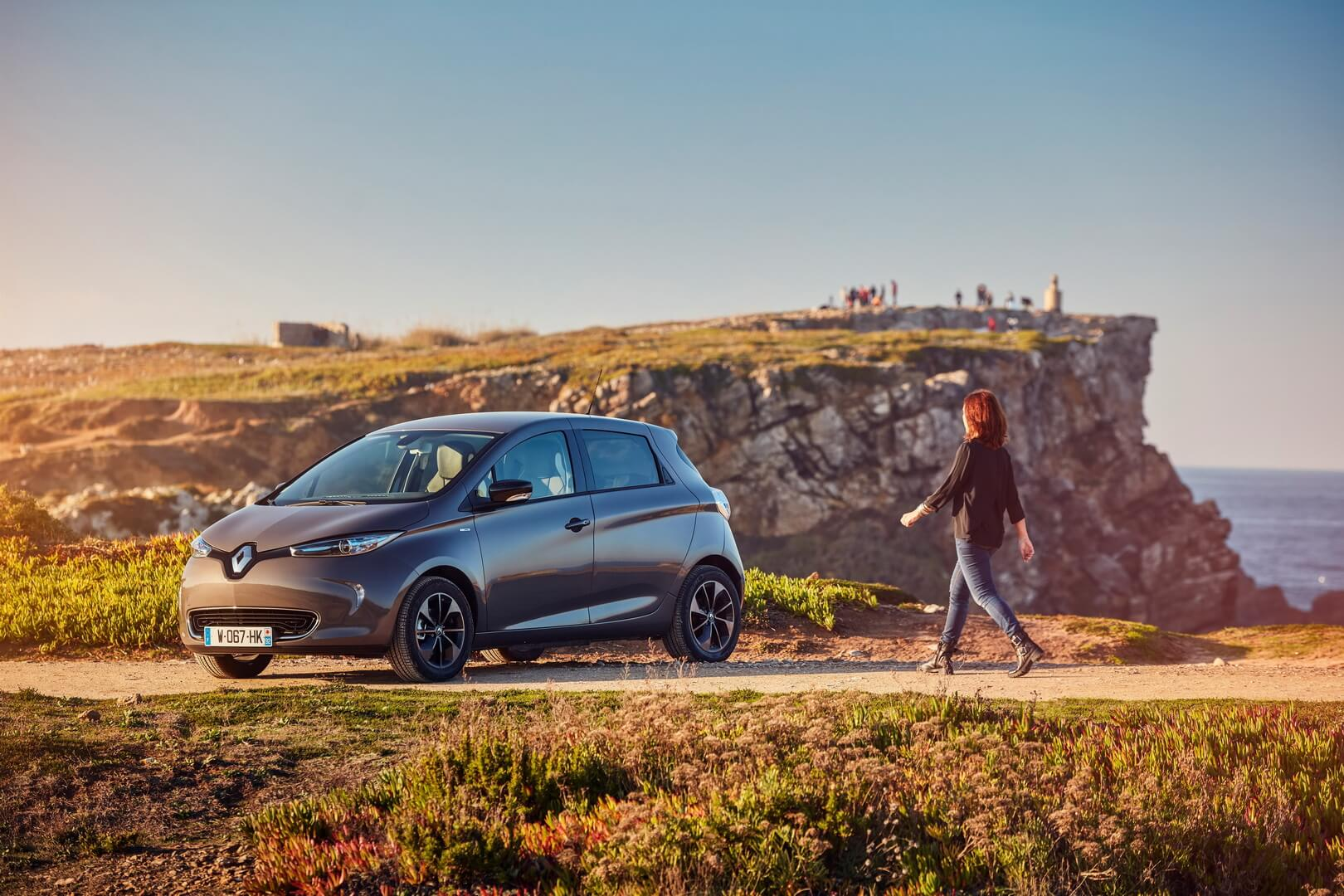 Фотография экоавто Renault ZOE 2012 - фото 44
