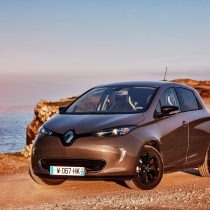 Фотография экоавто Renault ZOE Z.E. 40 - фото 48
