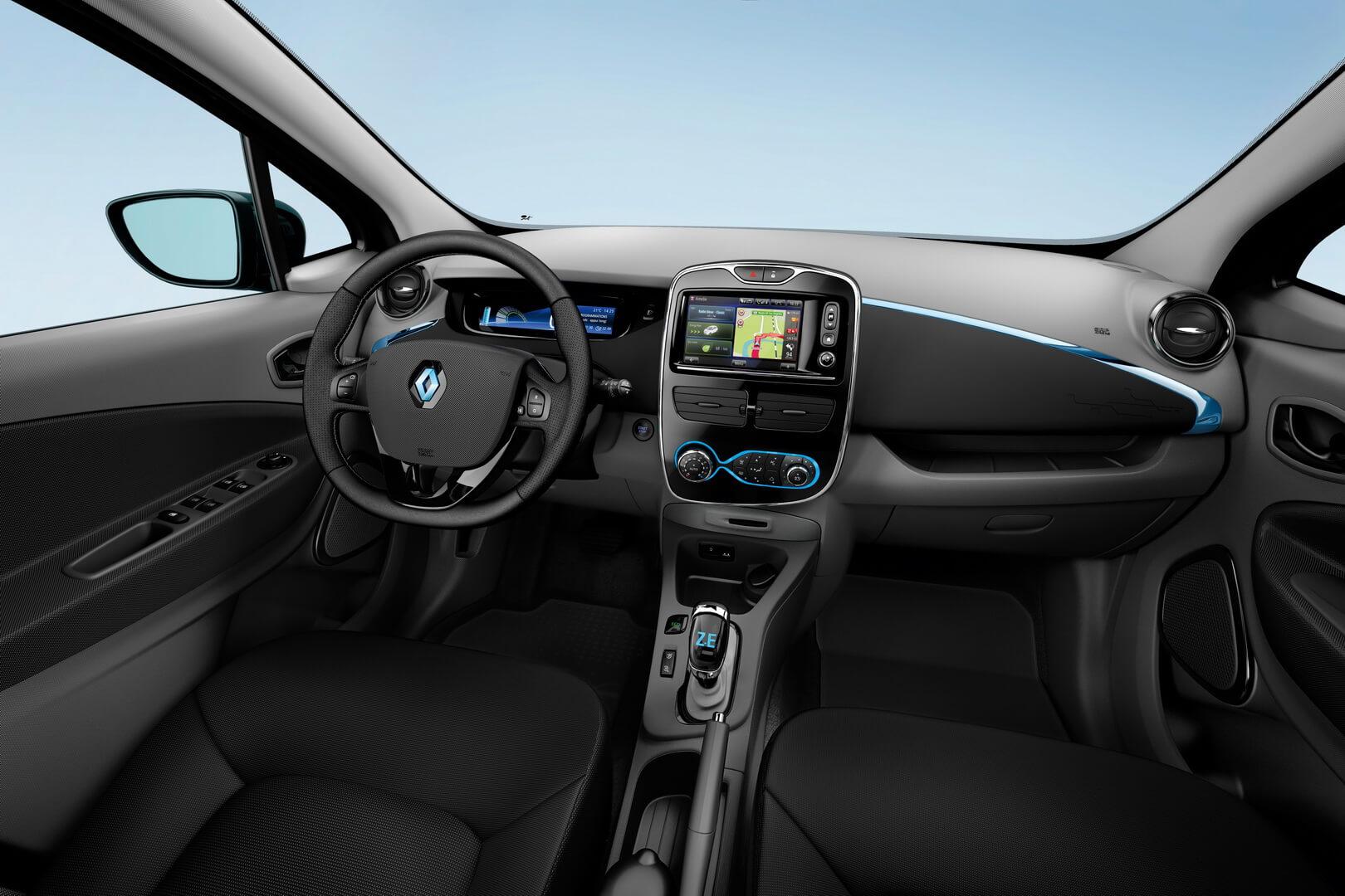 Фотография экоавто Renault ZOE 2012 - фото 54