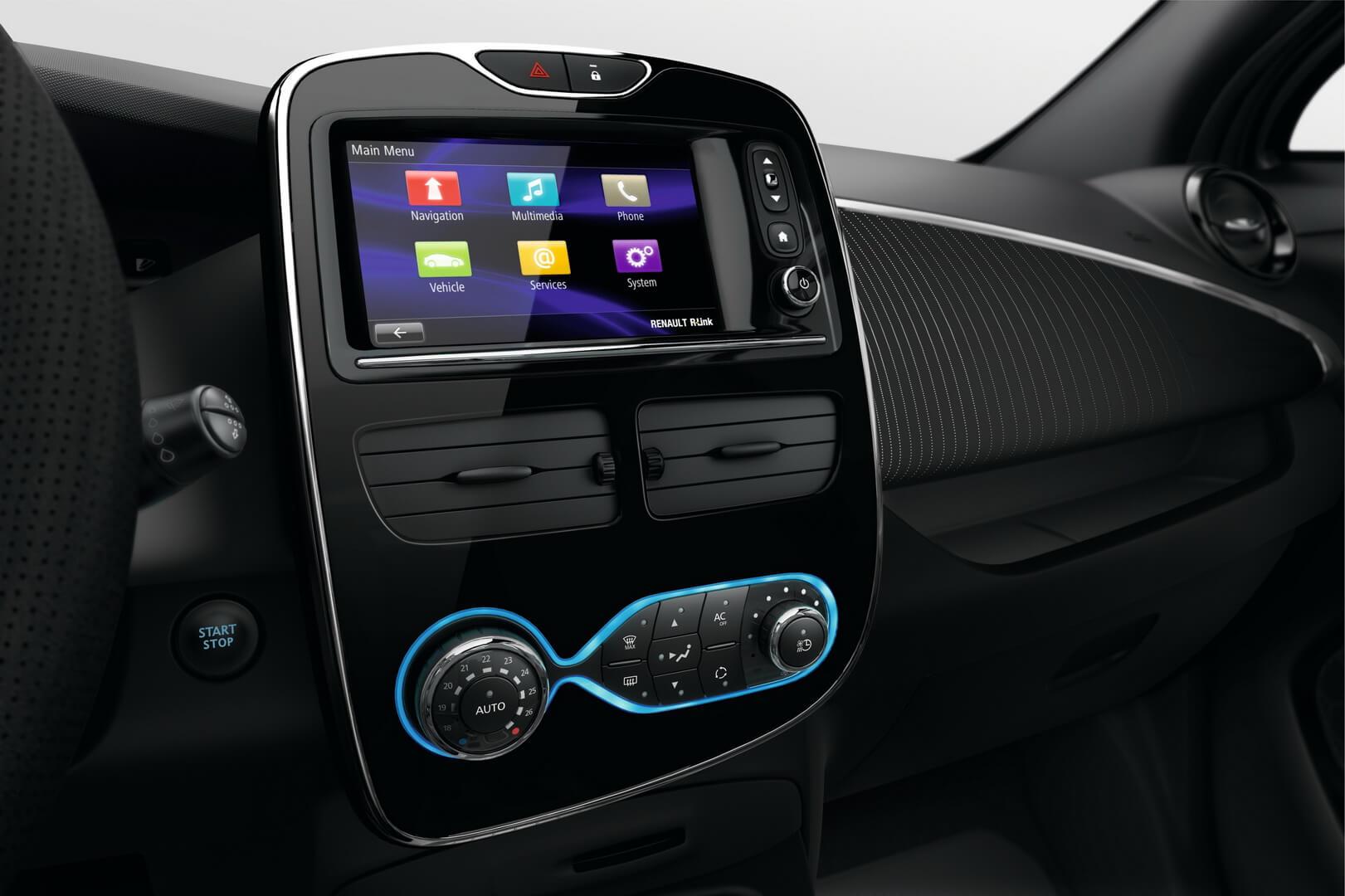 Фотография экоавто Renault ZOE 2012 - фото 60