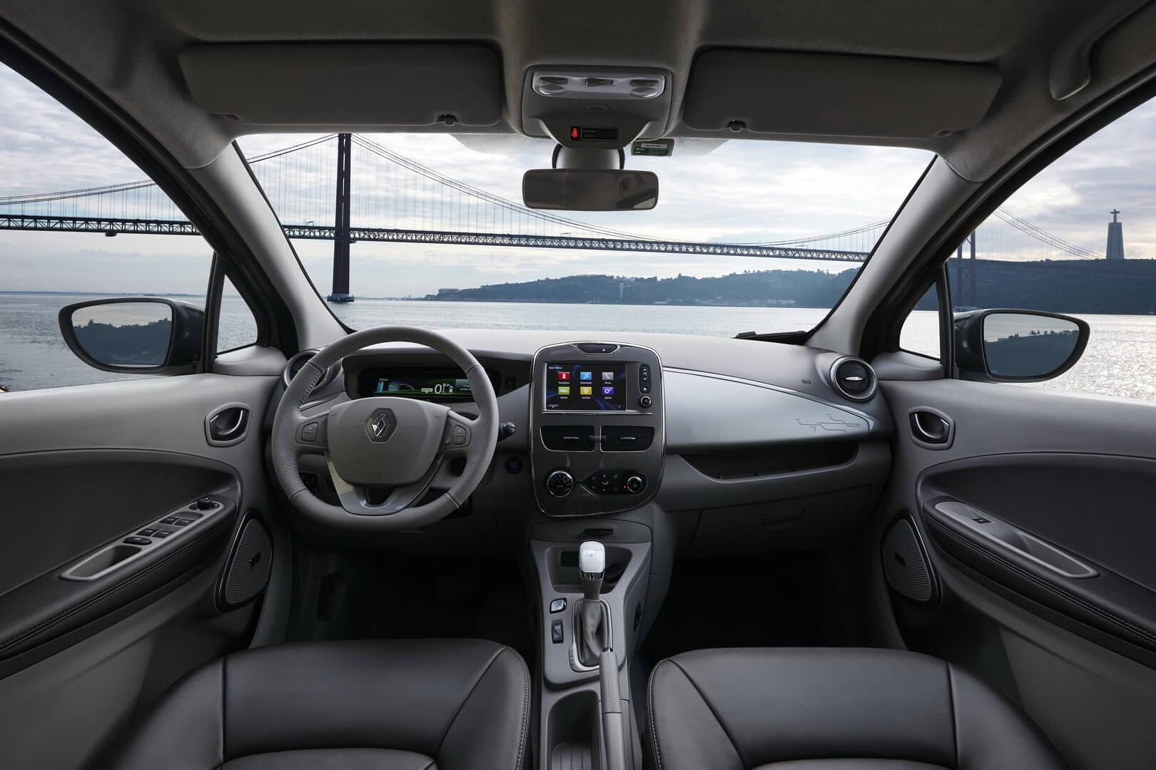 Фотография экоавто Renault ZOE Z.E. 40 - фото 70