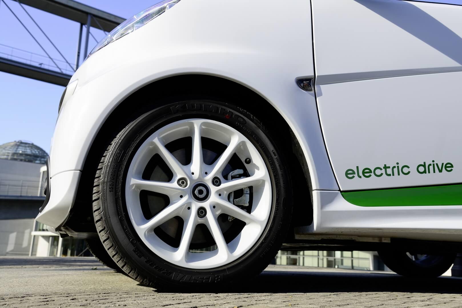 Фотография экоавто Smart Fortwo Electric Drive 2012