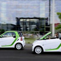 Фотография экоавто Smart Fortwo Electric Drive 2012 - фото 5