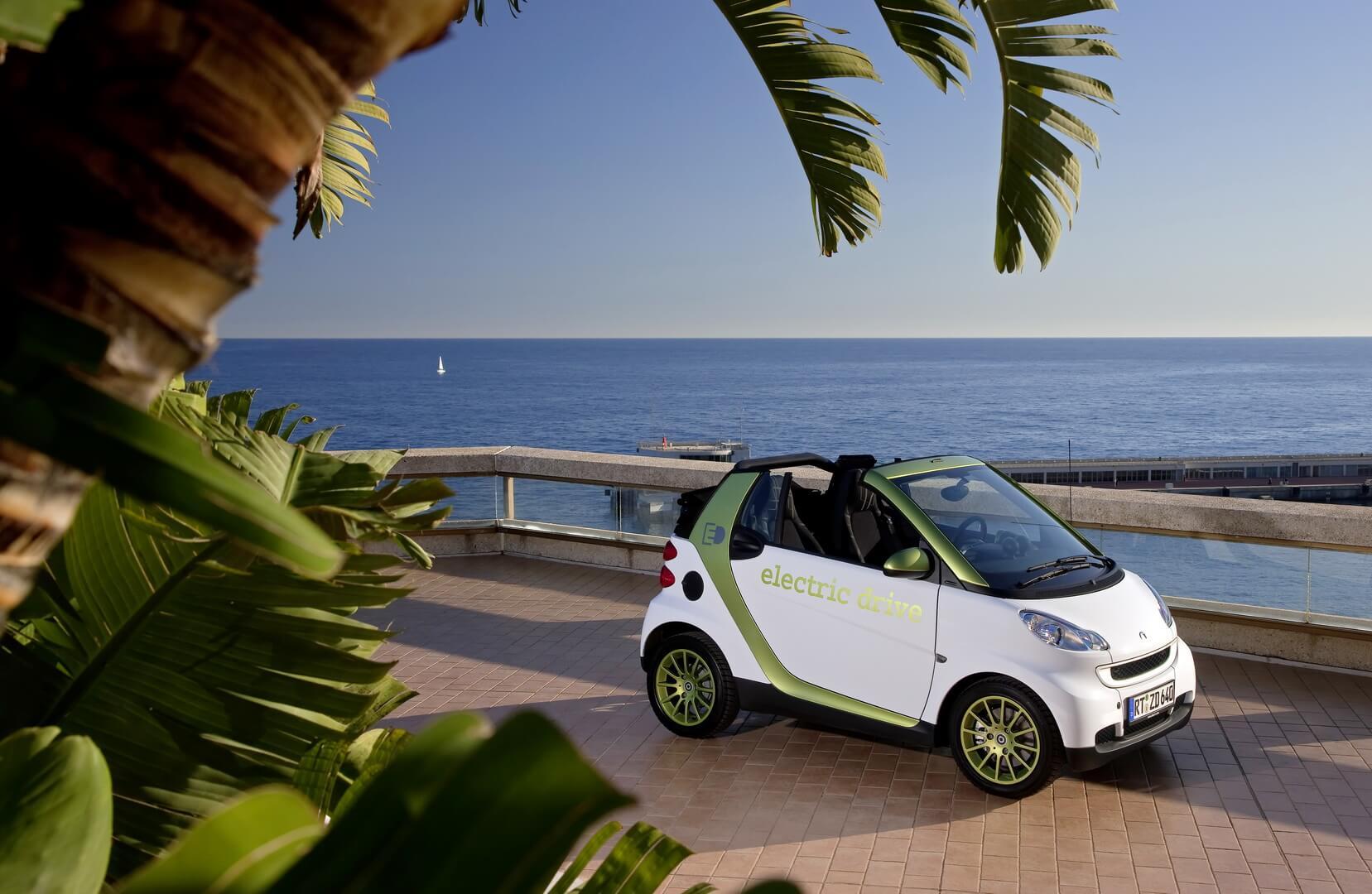 Фотография экоавто Smart Fortwo Electric Drive 2012 - фото 7