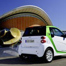 Фотография экоавто Smart Fortwo Electric Drive 2012 - фото 17