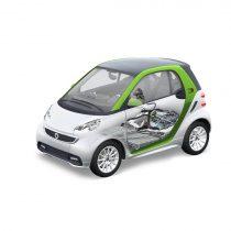 Фотография экоавто Smart Fortwo Electric Drive 2012 - фото 23