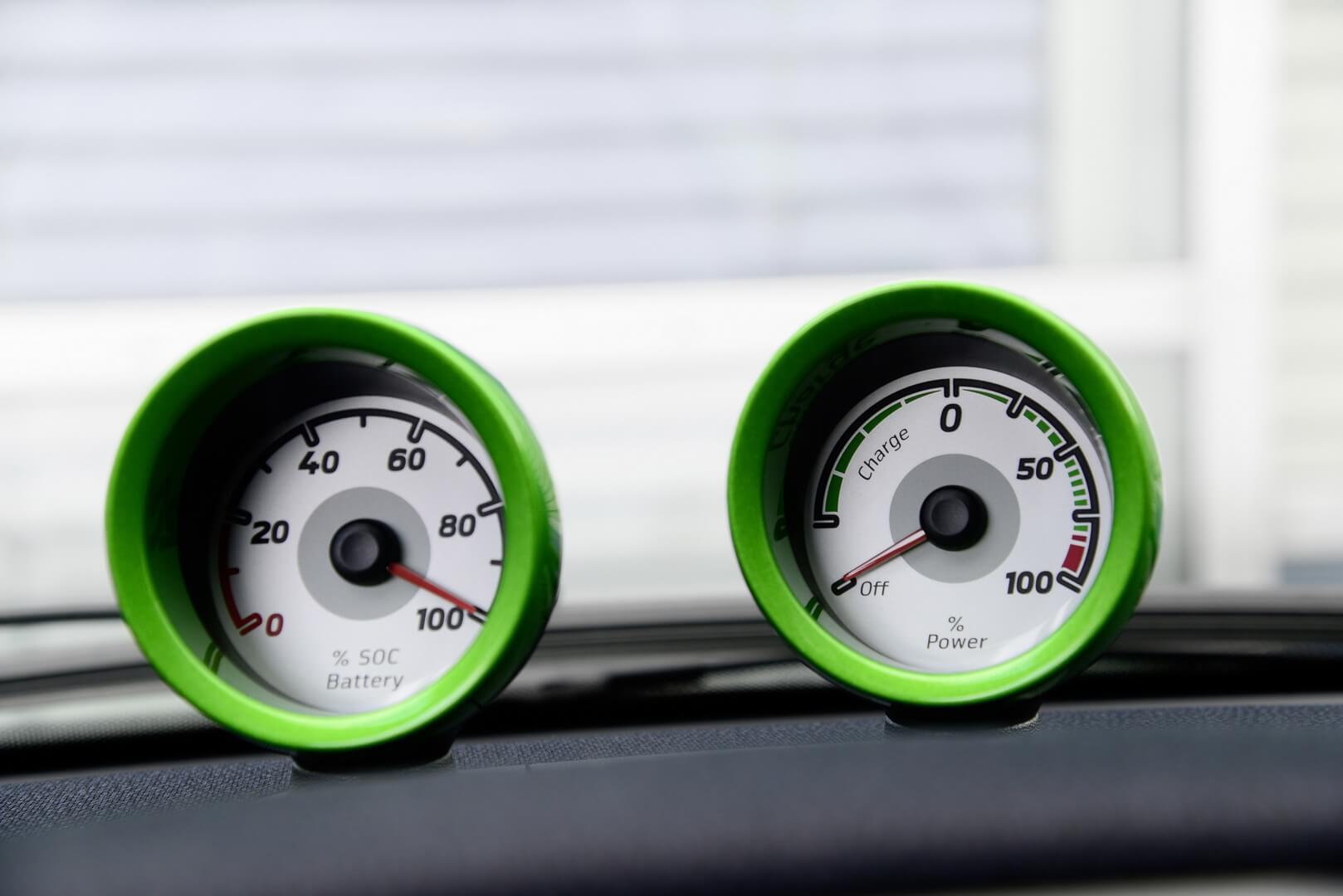 Фотография экоавто Smart Fortwo Electric Drive 2012 - фото 26