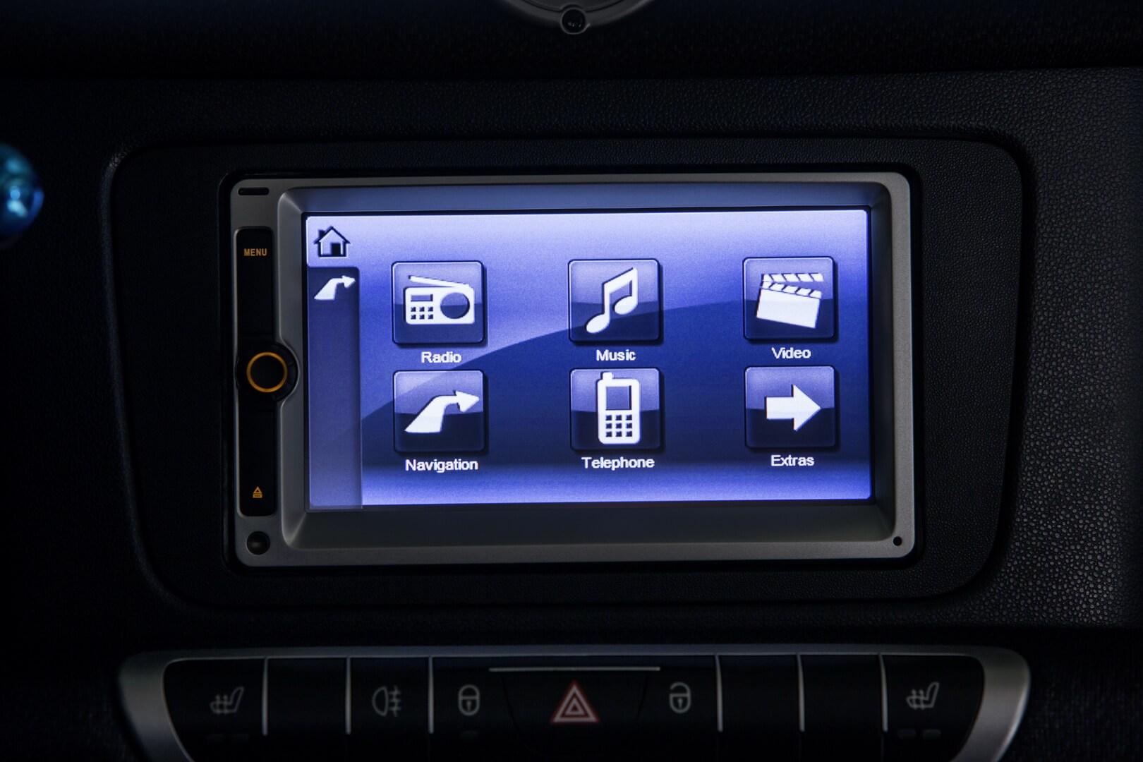 Фотография экоавто Smart Fortwo Electric Drive 2012 - фото 30