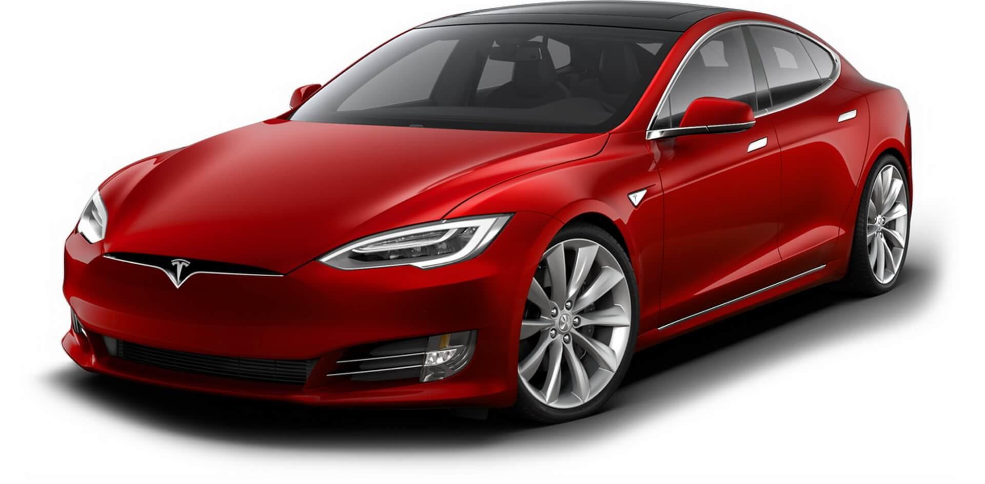 Фотография экоавто Tesla Model S 100D (Premium)