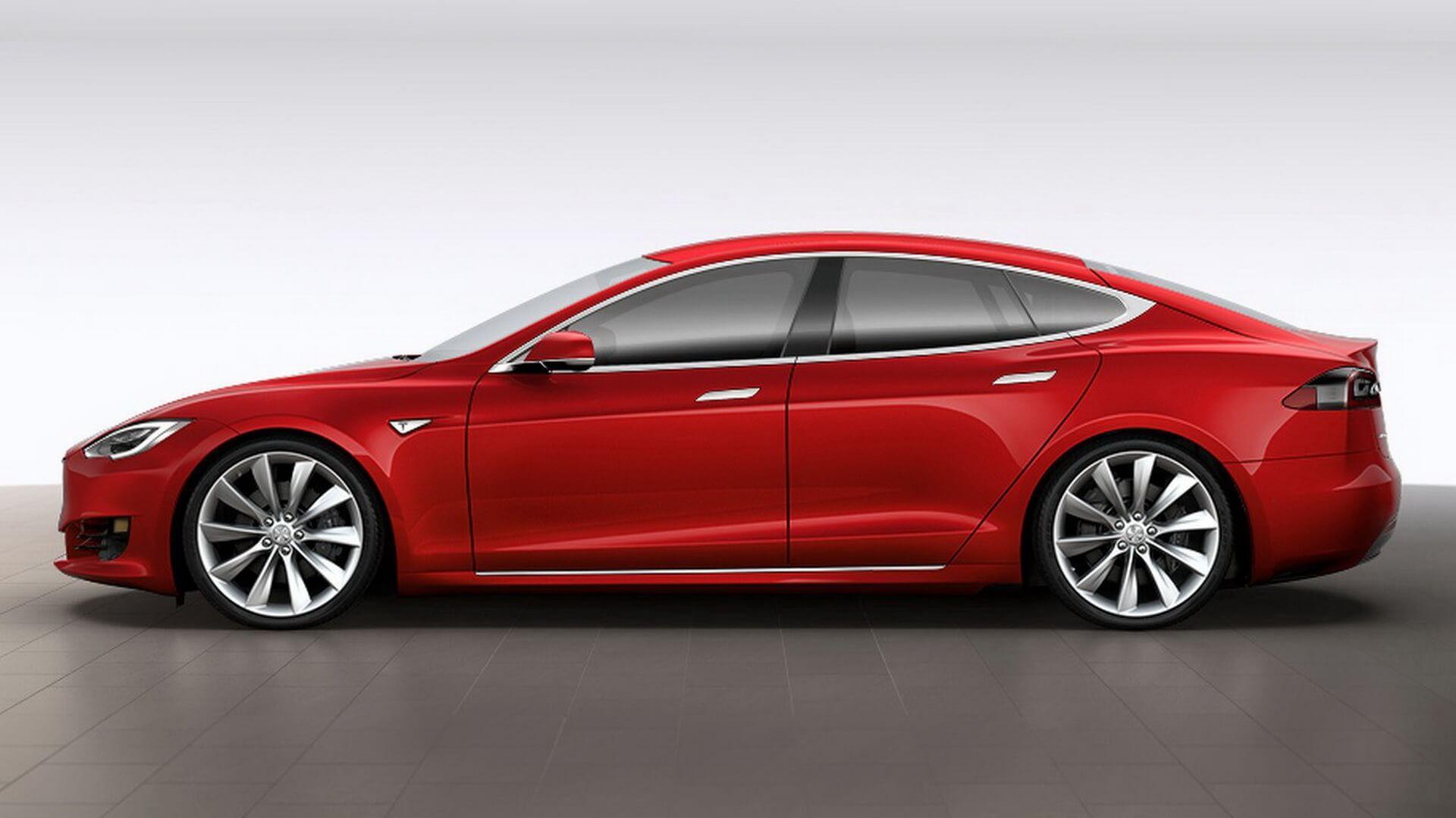 Фотография экоавто Tesla Model S P100D (Performance) - фото 2