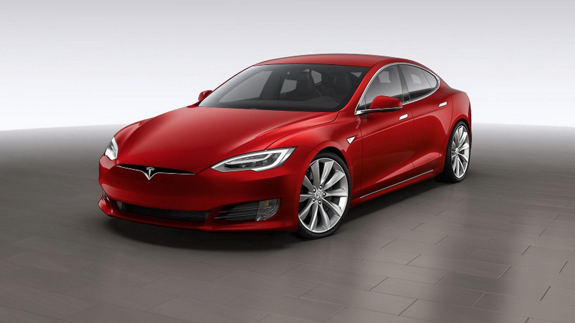 Фотография экоавто Tesla Model S P100D (Performance) - фото 3