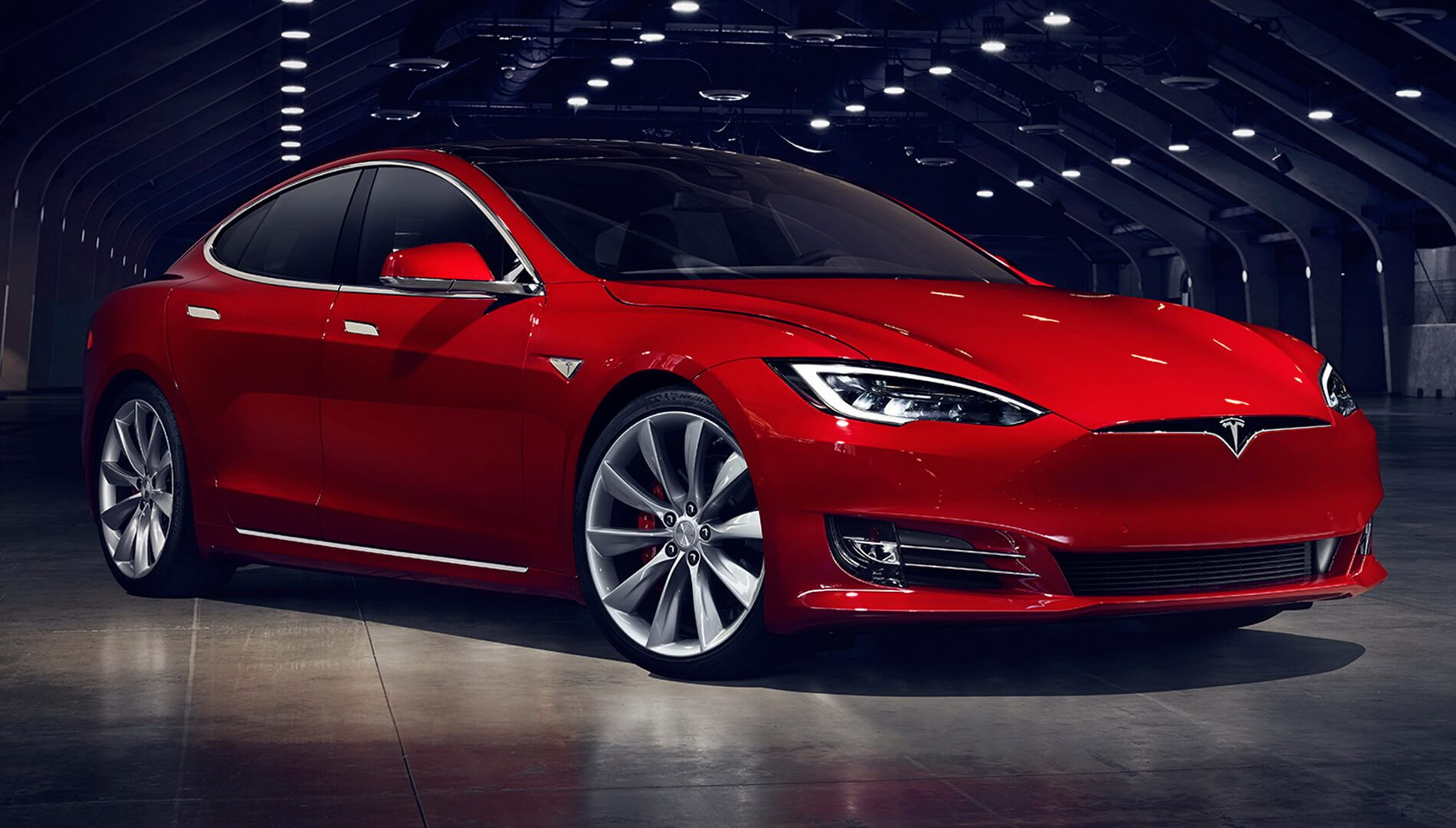 Фотография экоавто Tesla Model S P100D (Performance) - фото 4
