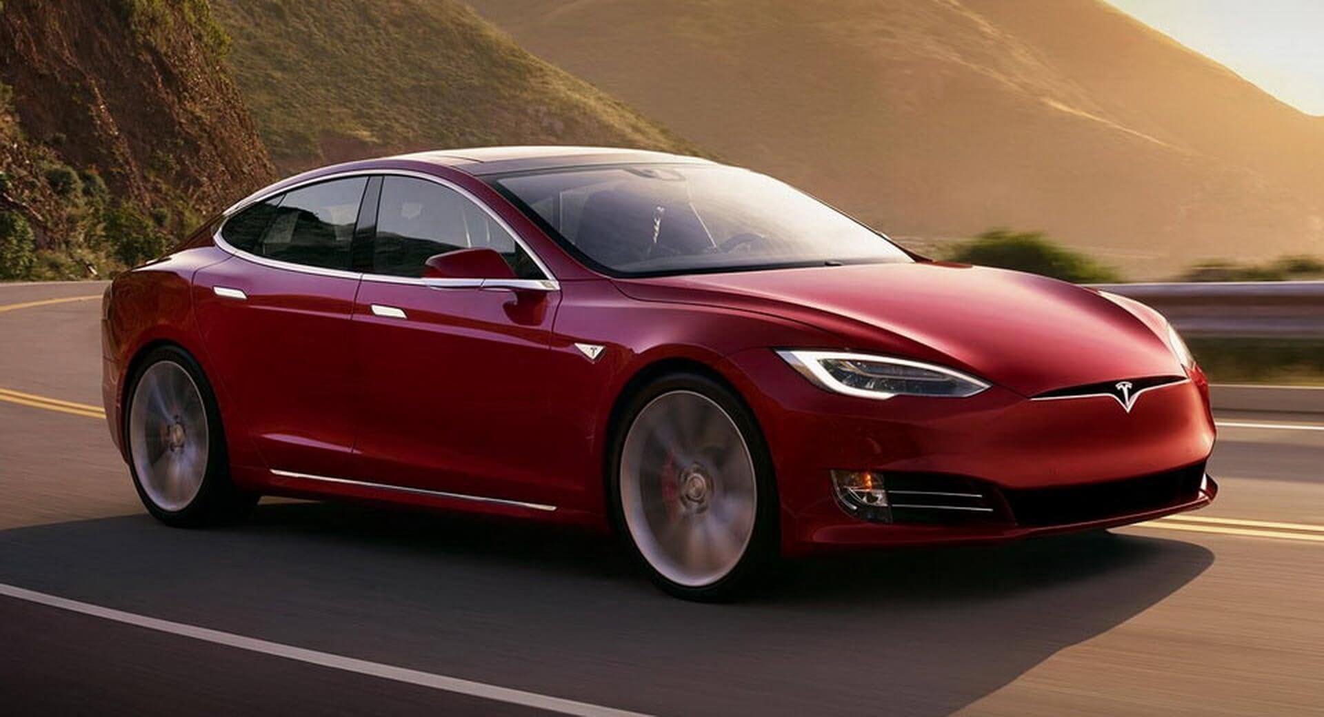 Фотография экоавто Tesla Model S 75 (Standard) - фото 5