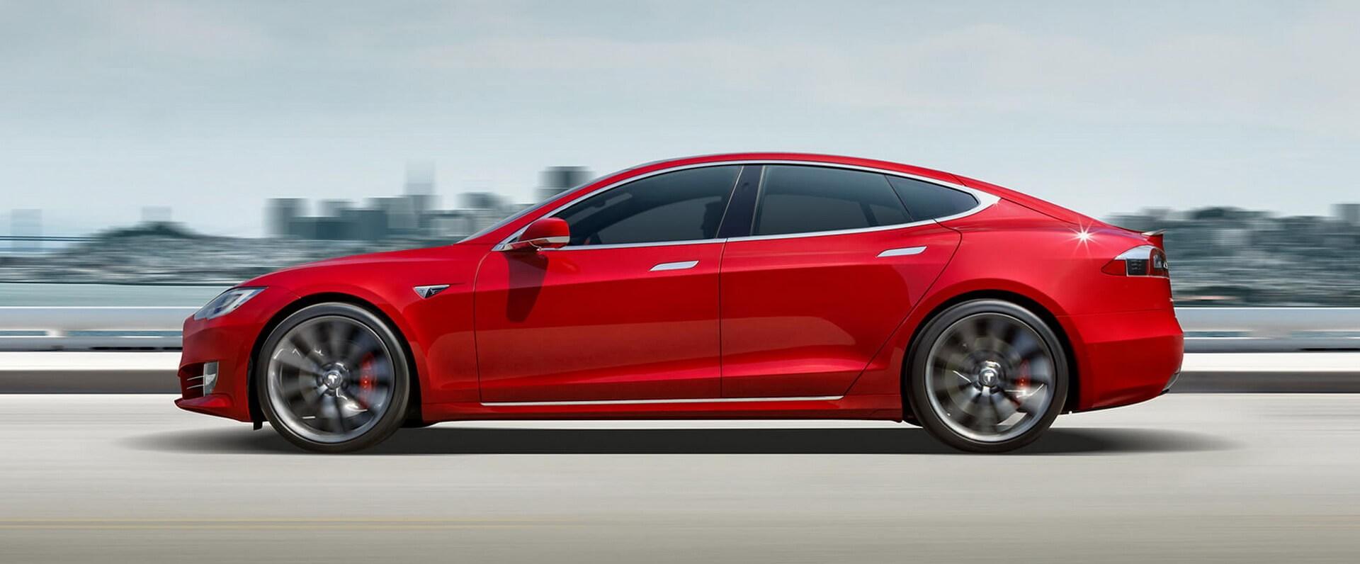 Фотография экоавто Tesla Model S P100D (Performance) - фото 6