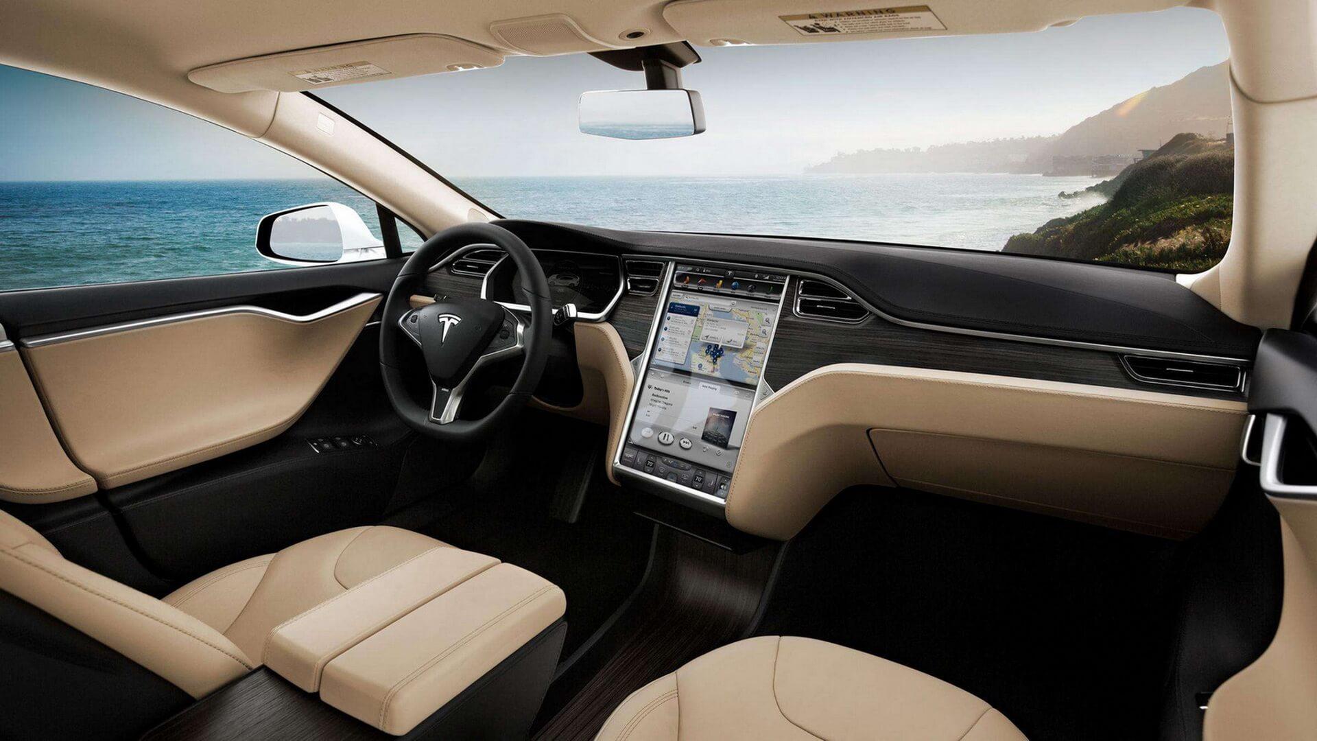 Фотография экоавто Tesla Model S P100D (Performance) - фото 9