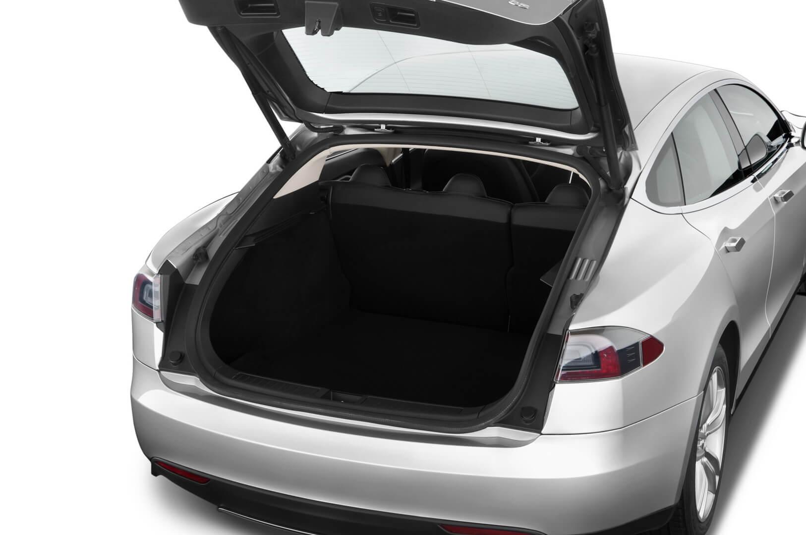 Фотография экоавто Tesla Model S P90D - фото 8
