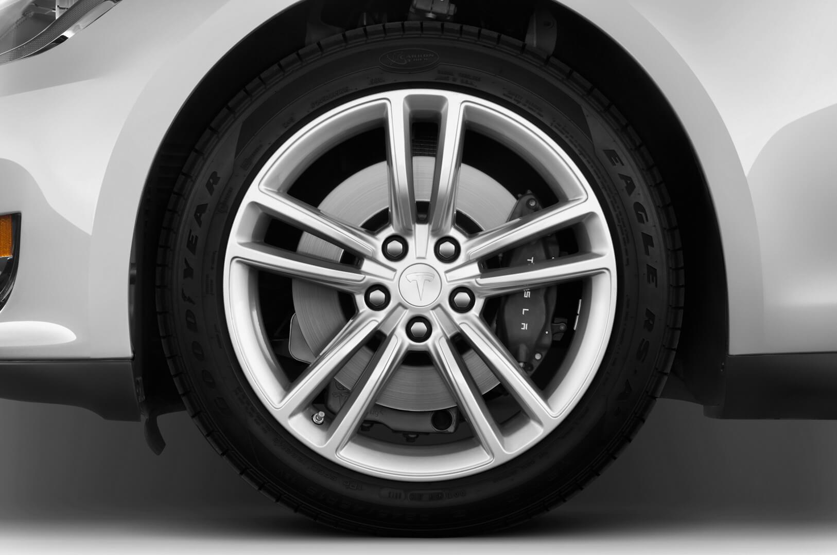 Фотография экоавто Tesla Model S P85D - фото 14
