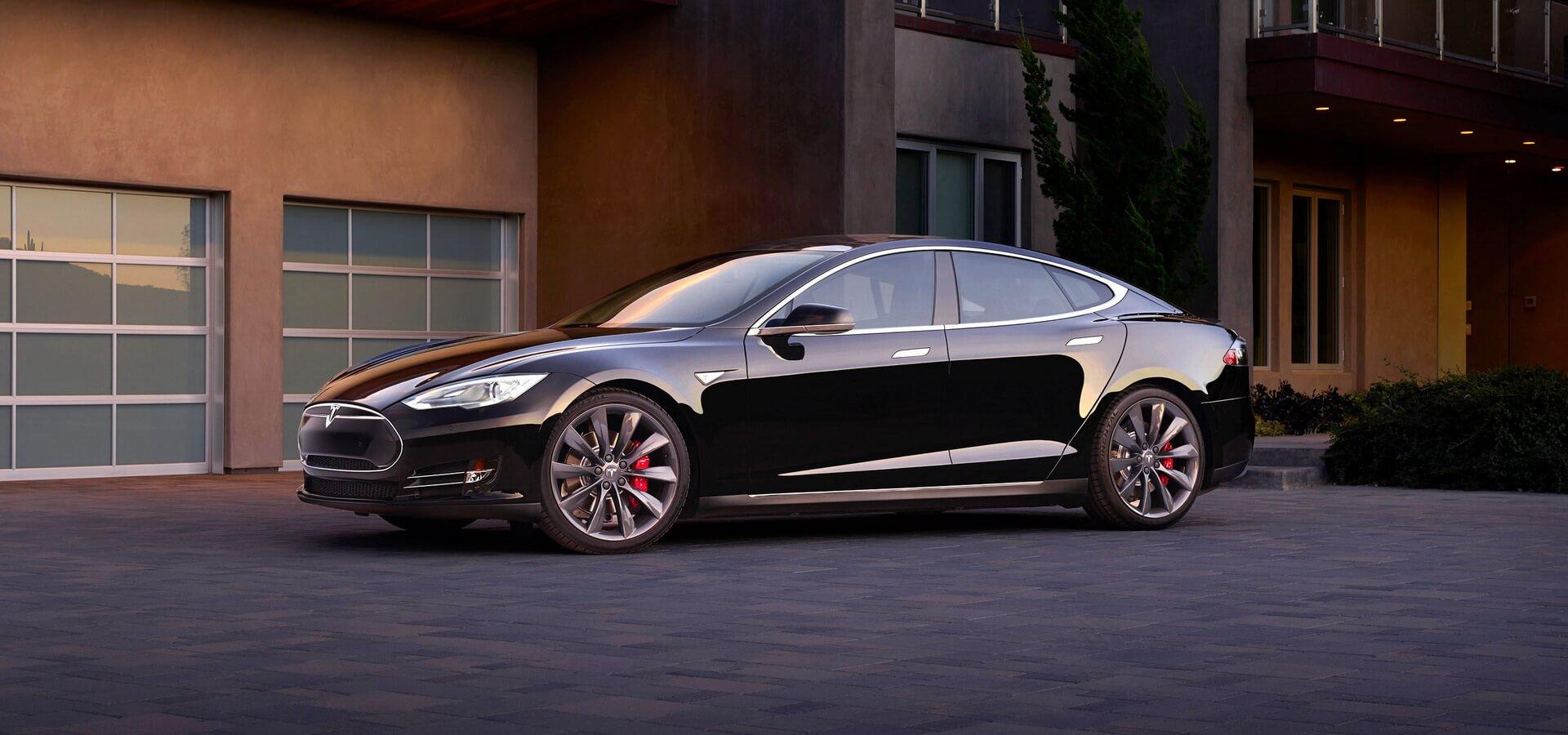 Фотография экоавто Tesla Model S P85D - фото 17