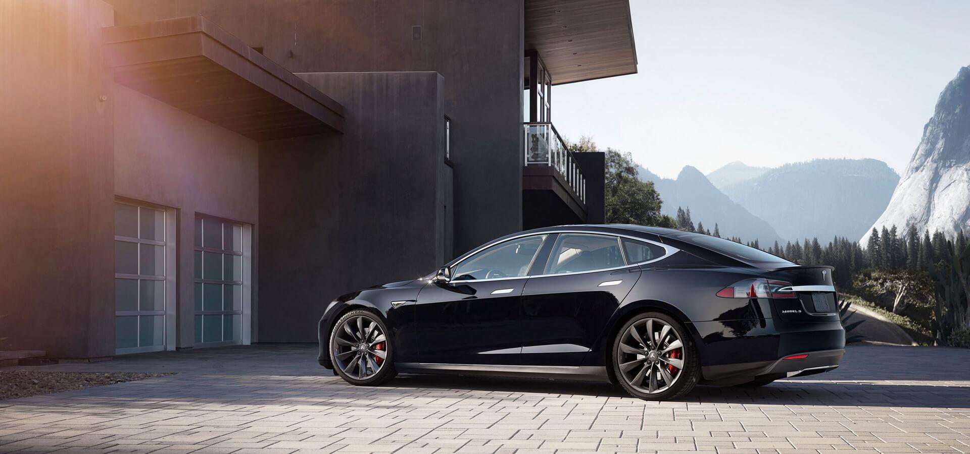 Фотография экоавто Tesla Model S P90D - фото 18