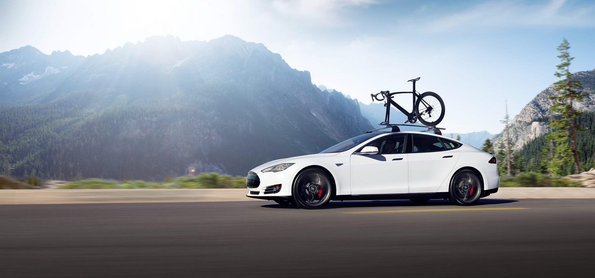 Фотография экоавто Tesla Model S P85D - фото 19